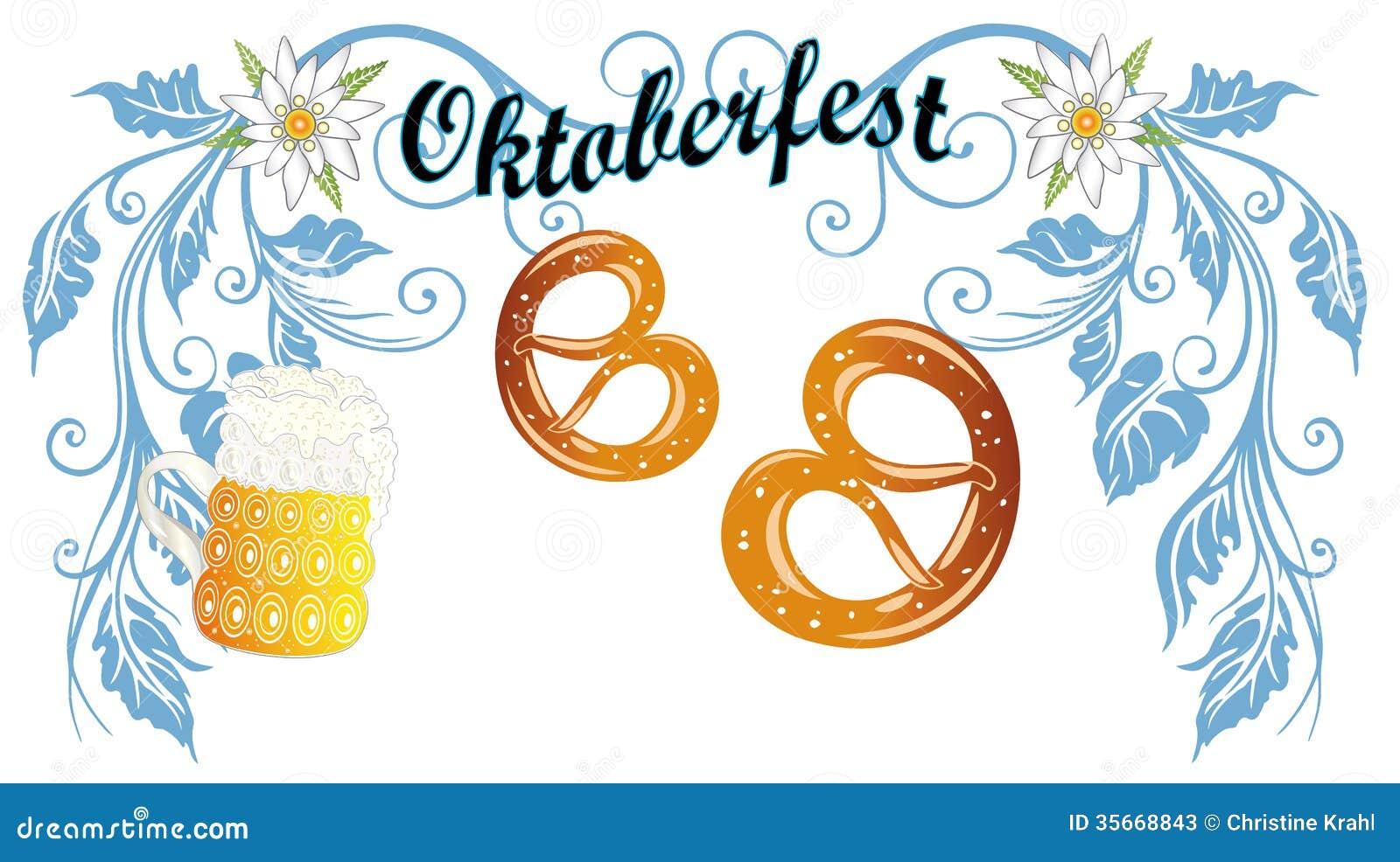 Oktoberfest garnering