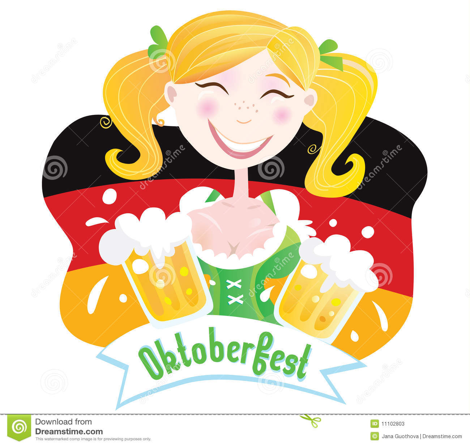 Oktoberfest (hembra bávara)