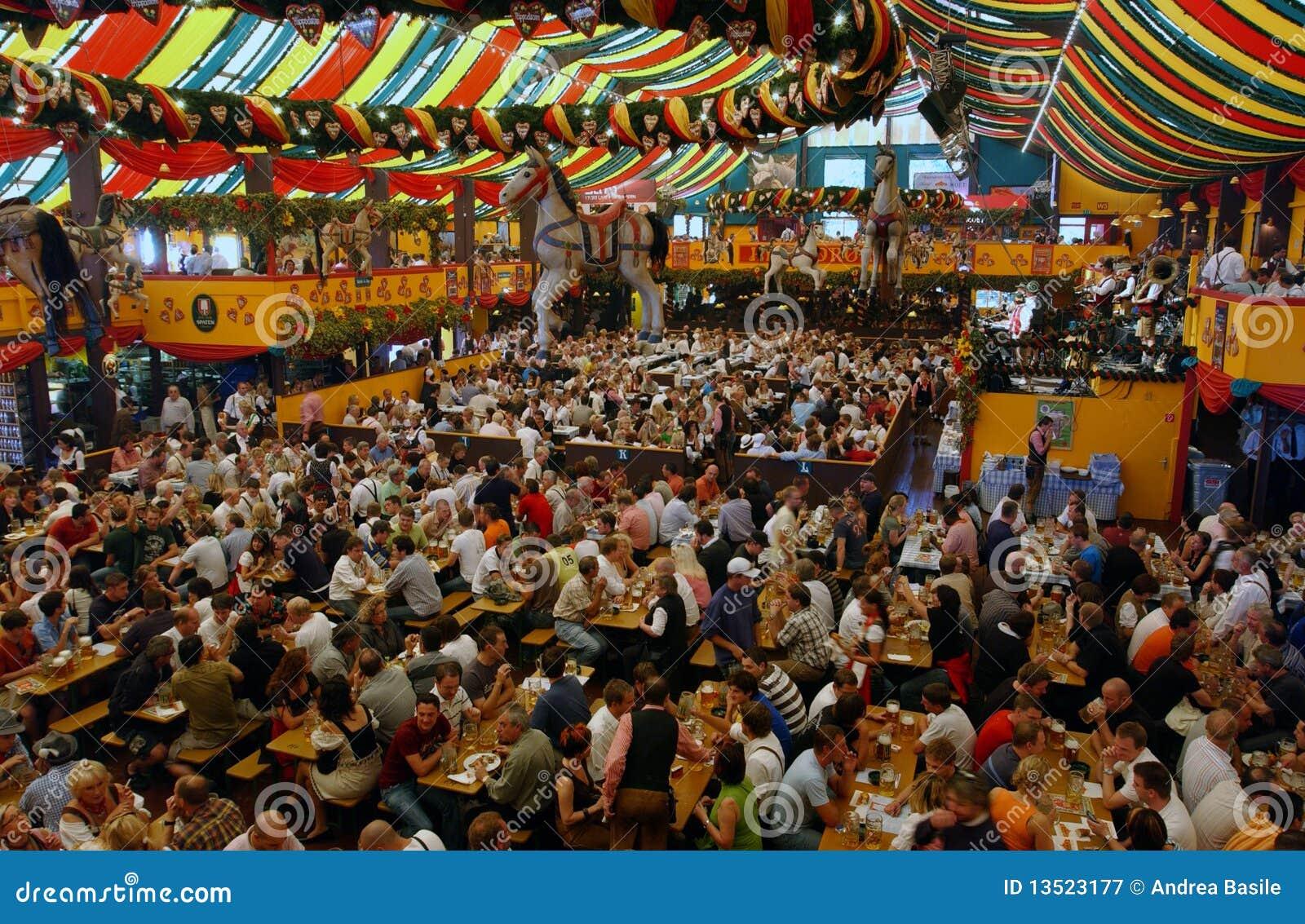 Oktoberfest, münchen, Alemania