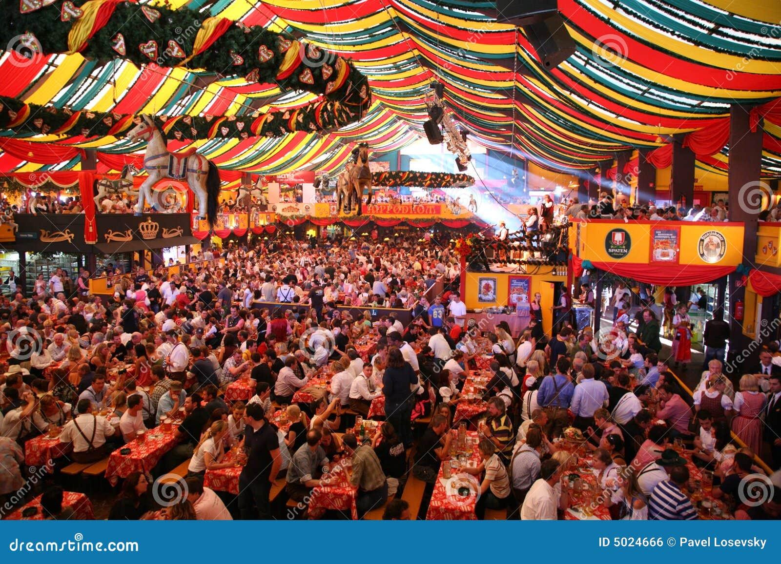 Oktoberfest, Munich, Alemanha