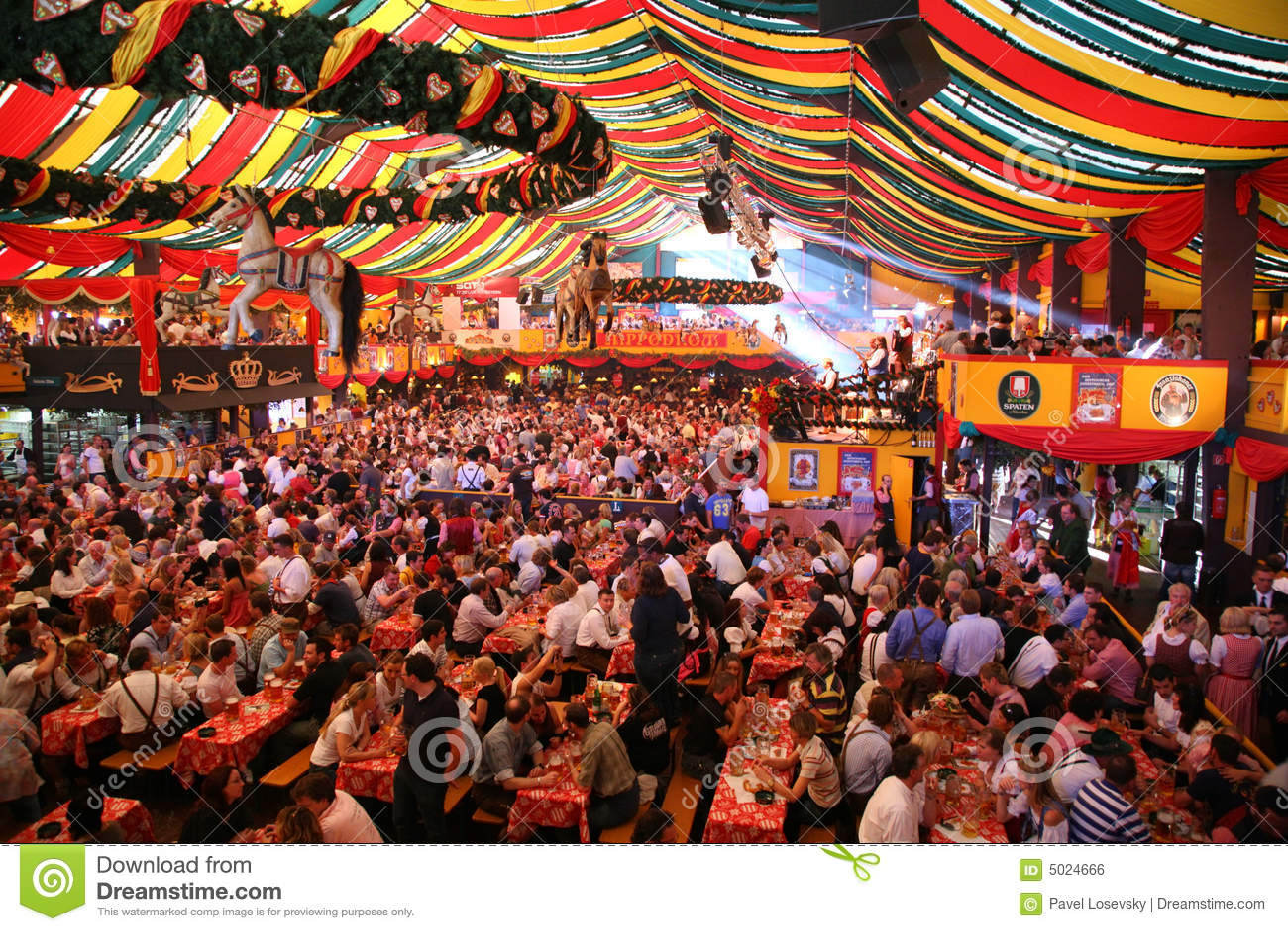 Oktoberfest, Munich, Alemania