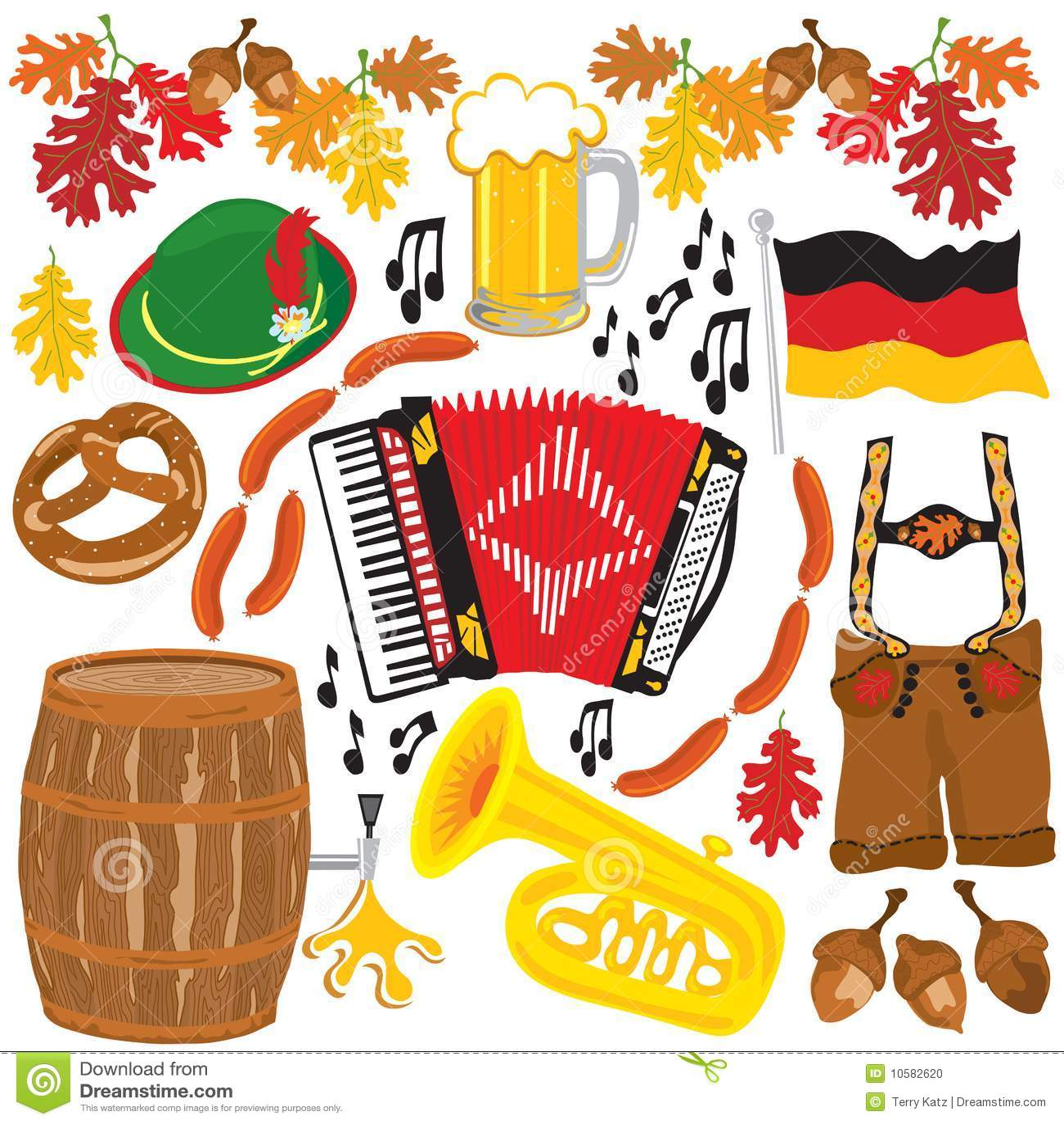 Clip Art Oktoberfest Clipart oktoberfest stock illustrations 8167 party clipart elements photo