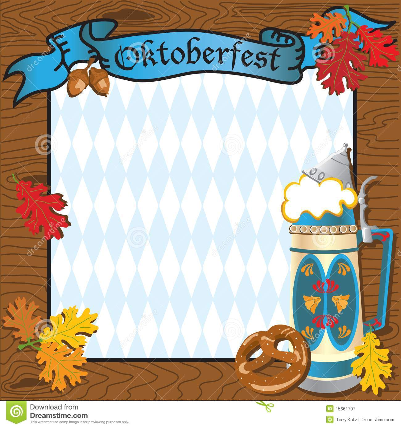 oktoberfest party invitation editorial photography - image: 15661707, Einladungen