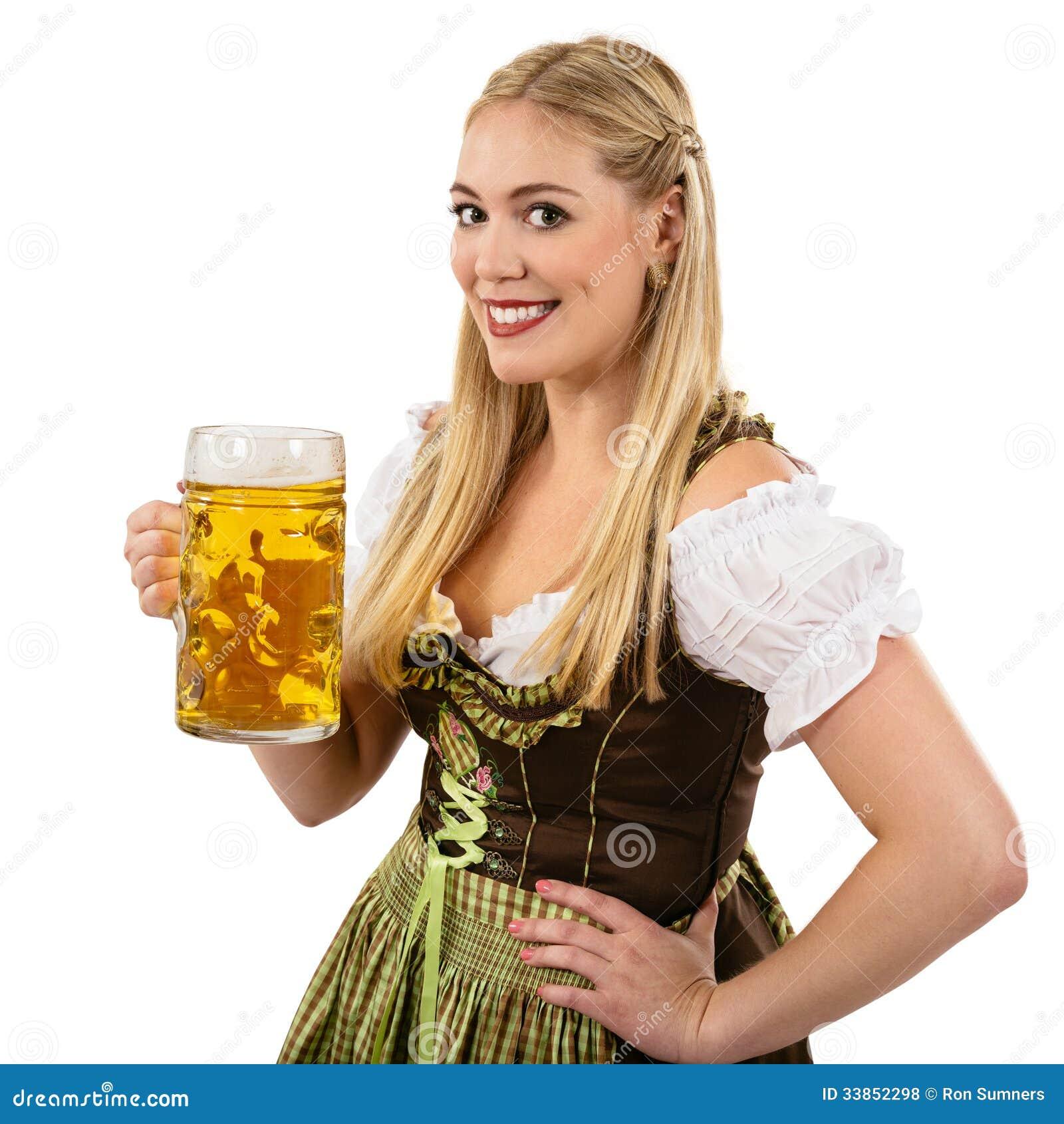 oktoberfest female costume name