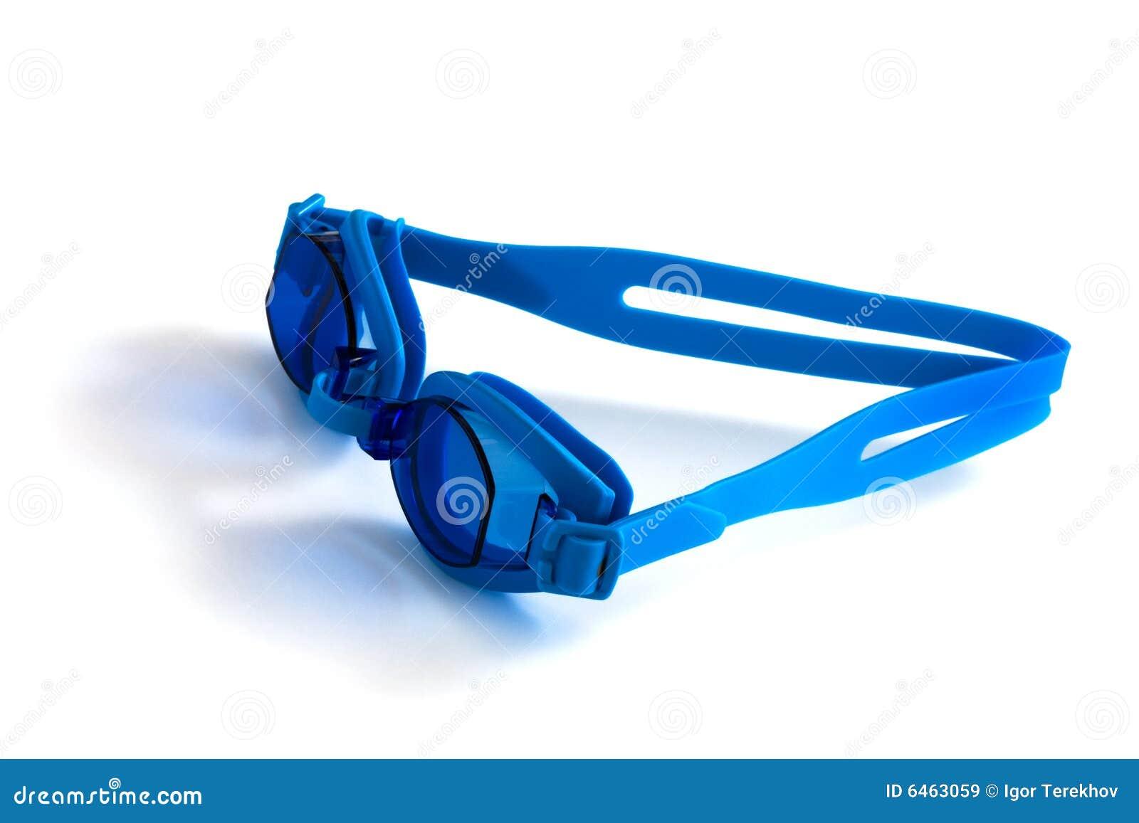 Okularów pływać