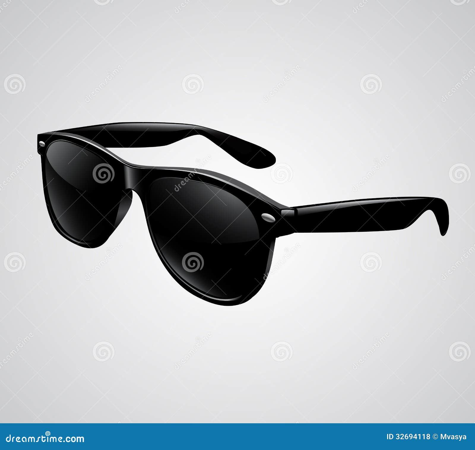 Okulary przeciwsłoneczni ilustracyjni
