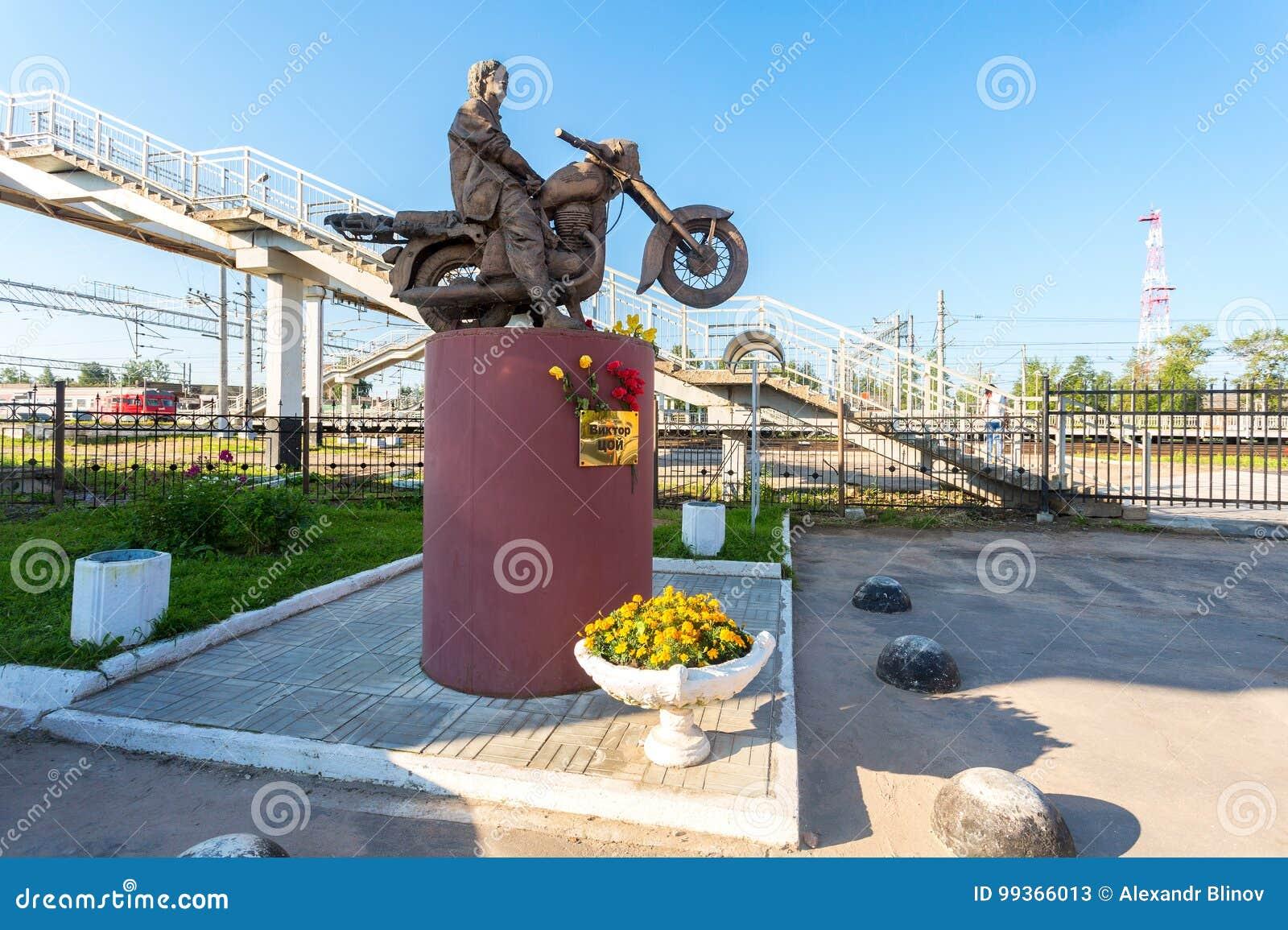 Monument to Viktor Tsoi will go to the Novgorod region 09/29/2015 69