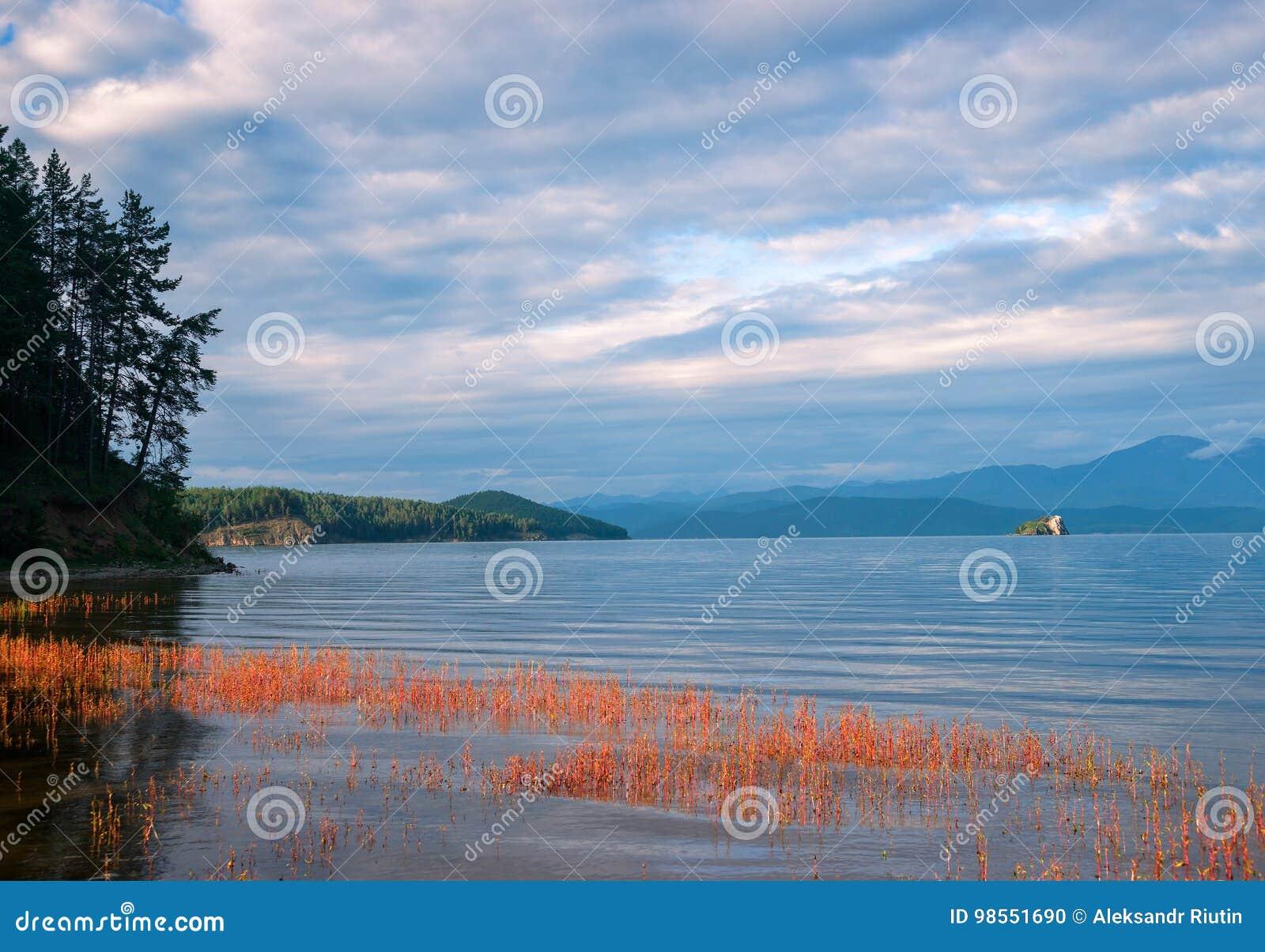 Chivyrkuisky Bay on Lake Baikal 95