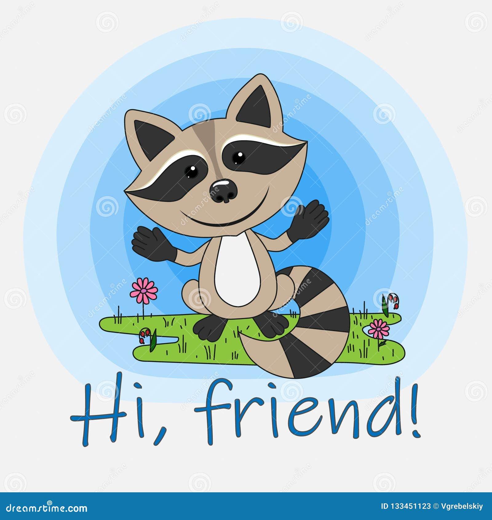 Olá!, amigo!