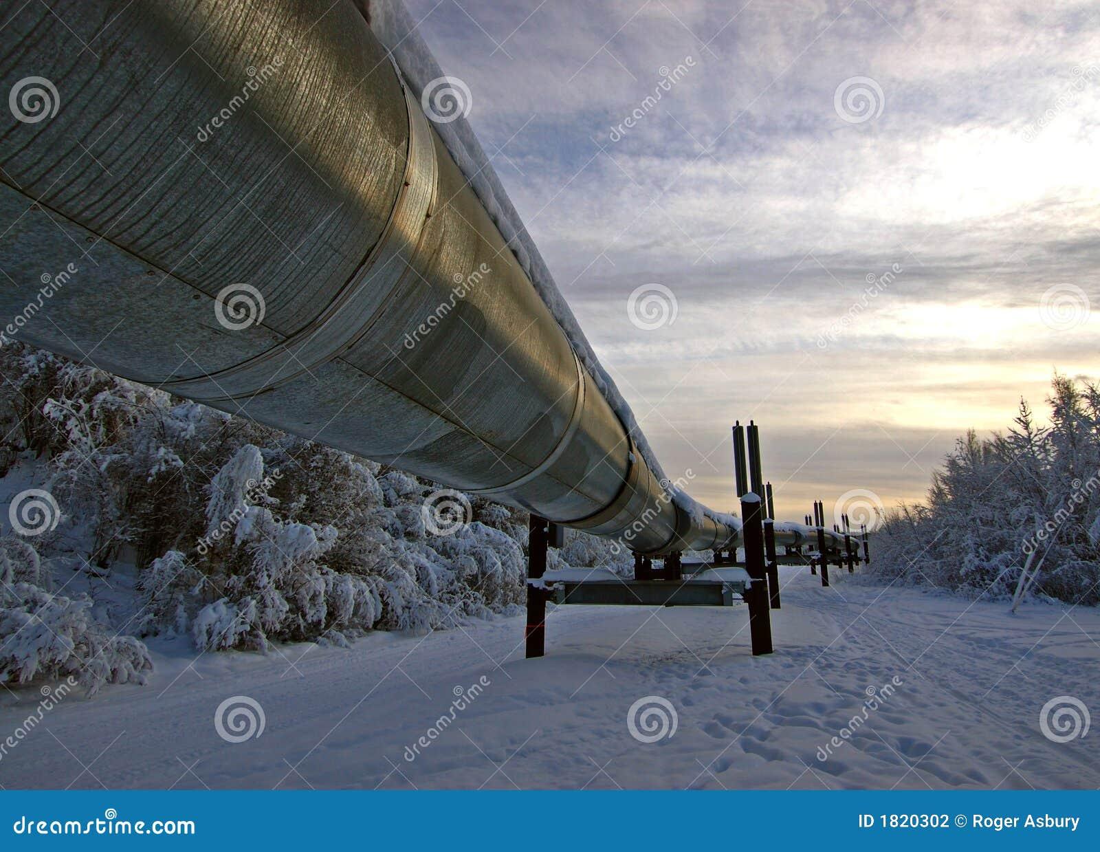 Oléoduc du Transport-Alaska