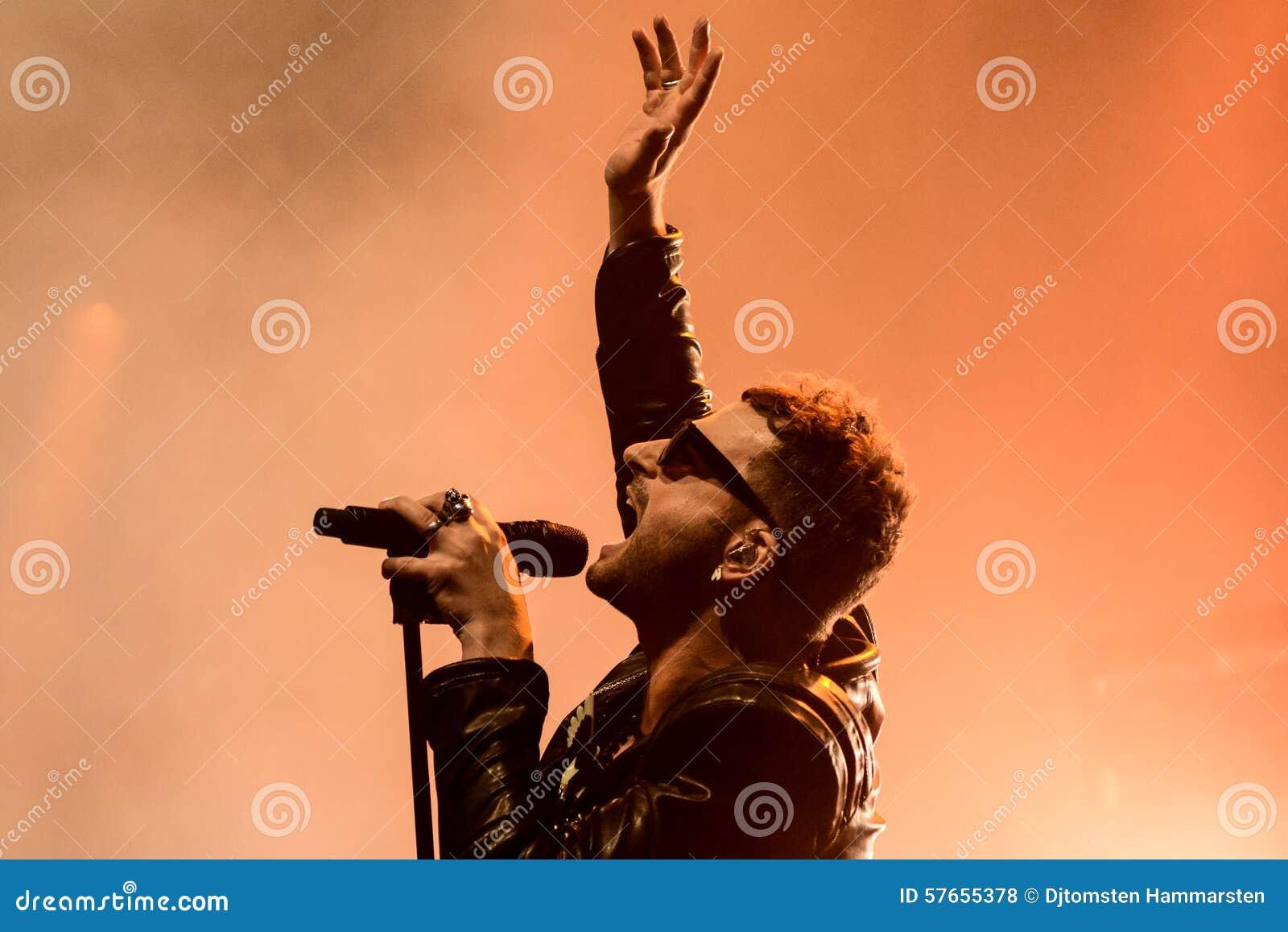 Ola Salo jest Szwedzkim rockowym piosenkarzem