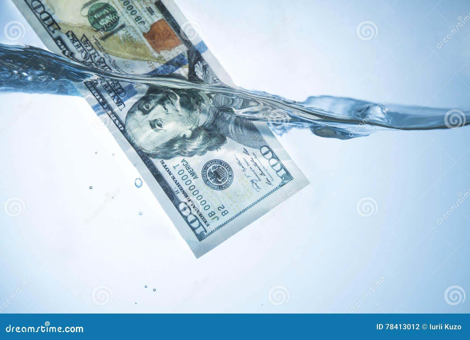Olaglig kassa för penningtvätt, dollar räkning, skuggiga pengar, corru
