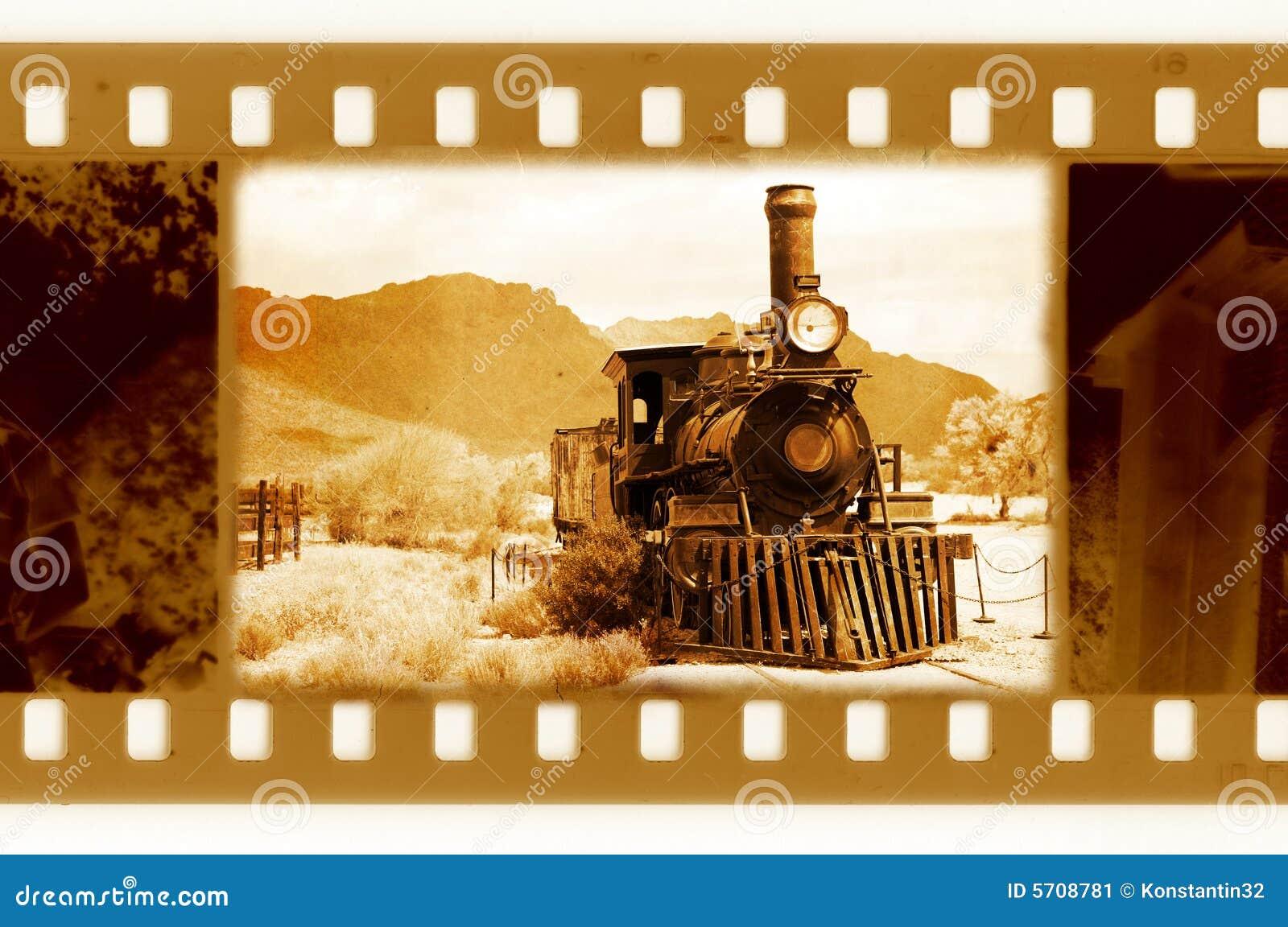 Old Photo Border Vector