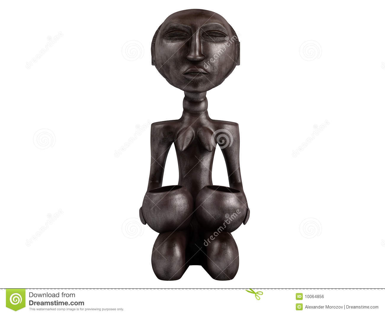 Old_african_statuette