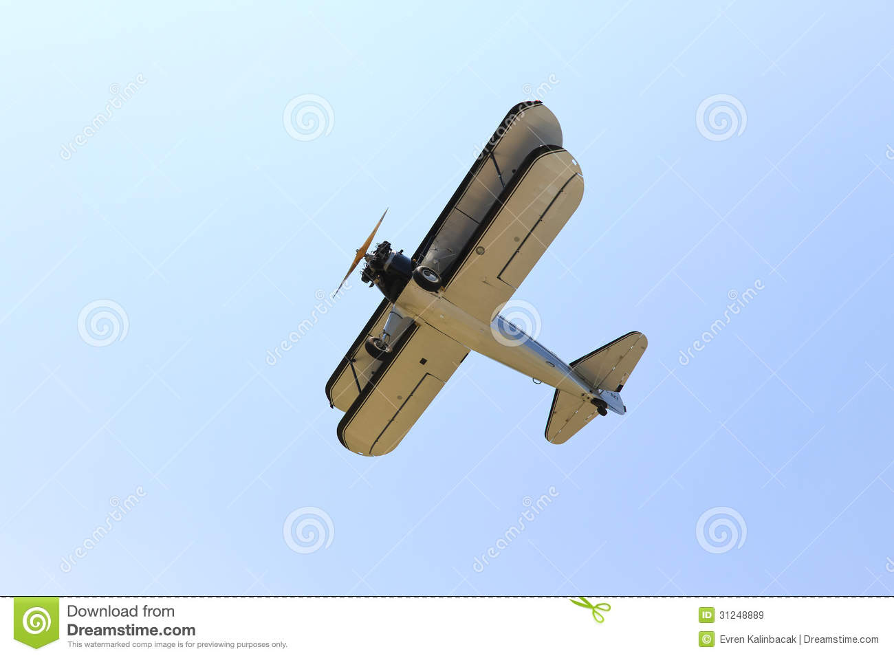 Old Airplane Royalty Free Stock Images - Image: 31248889