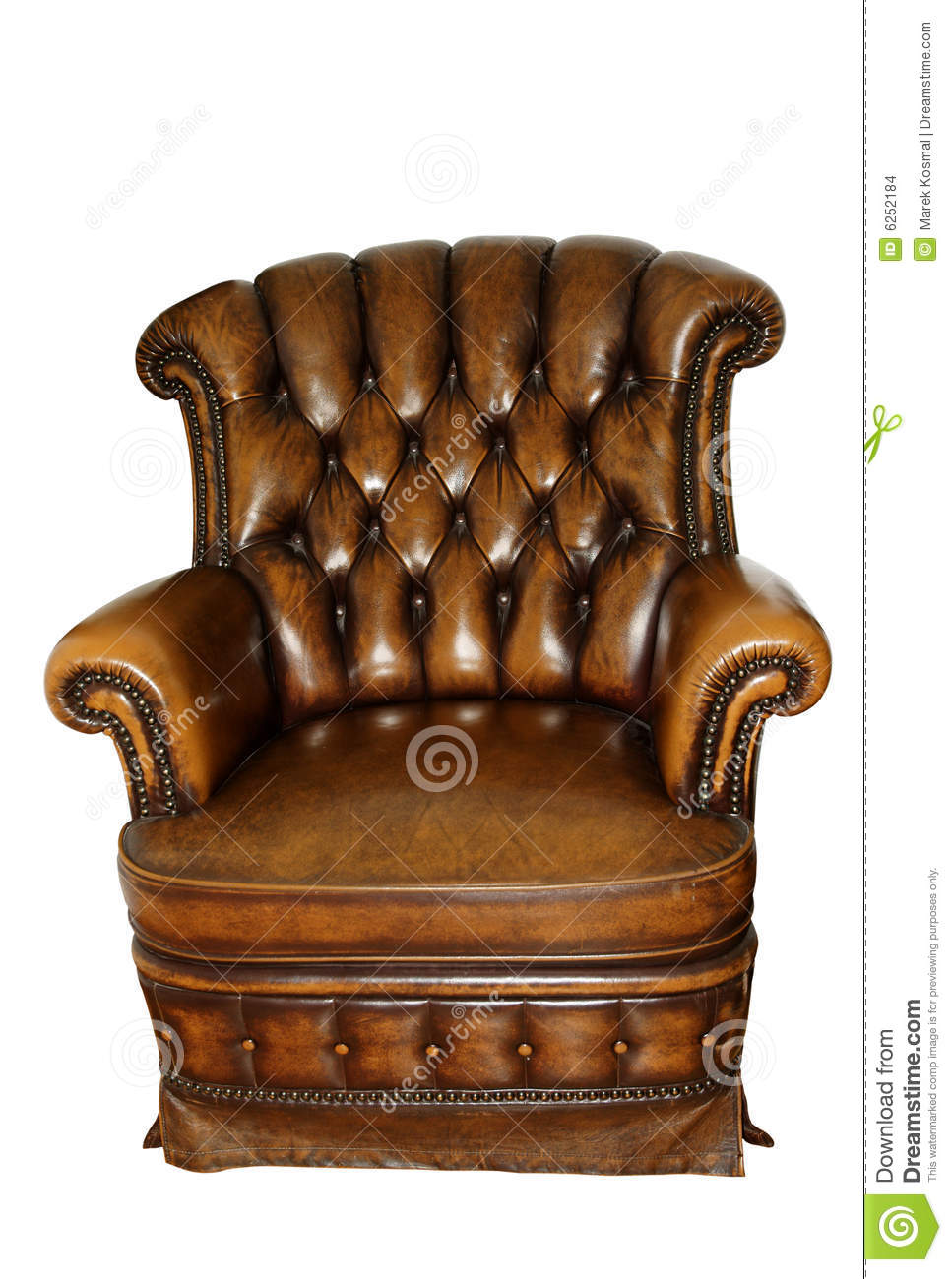 Old armchair stock photo. Image of furniture, background ...