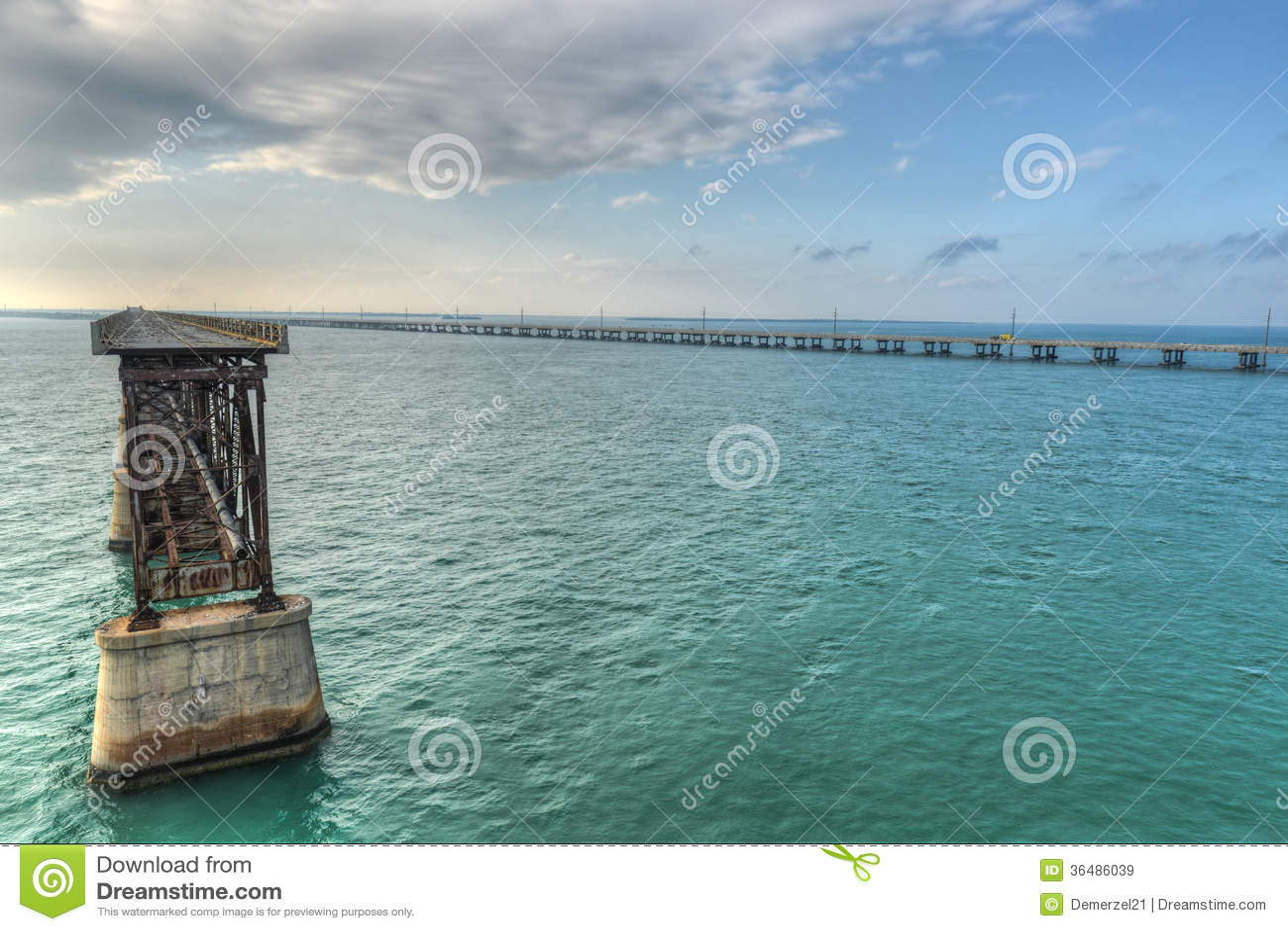 Old Bahia Honda Rail Bridge