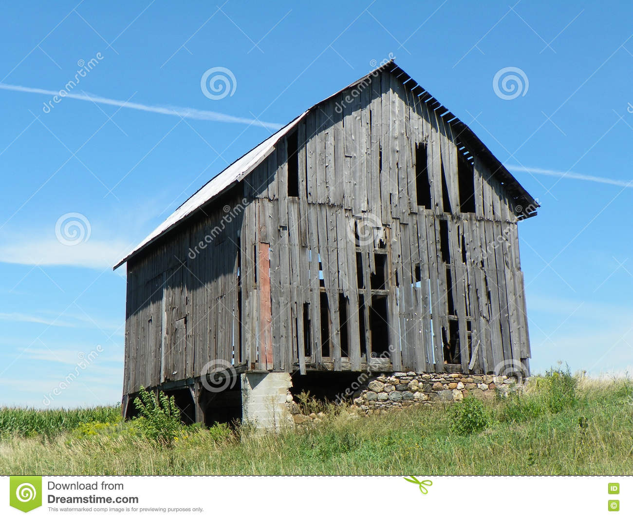 New york cayuga county - Old Barn In Cayuga County New York State