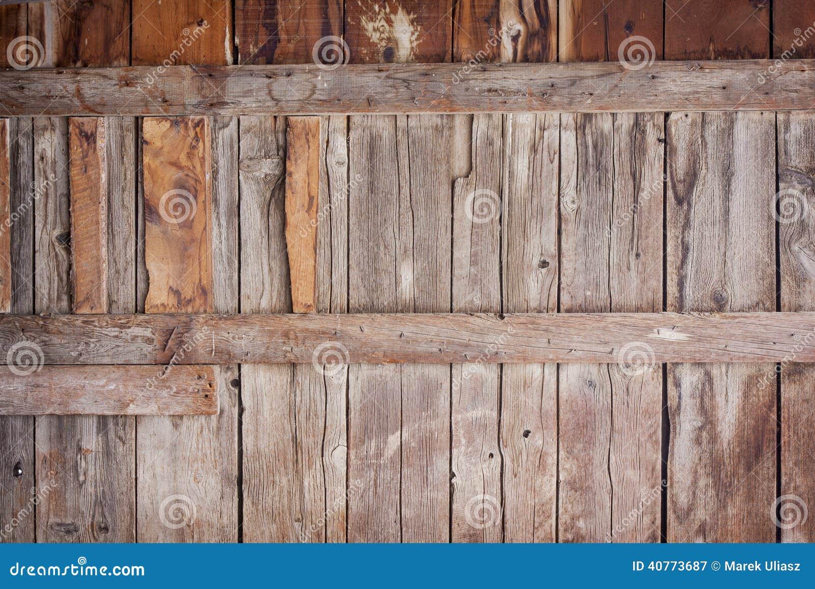 Old Barn Wood Background Stock Photo Image 40773687
