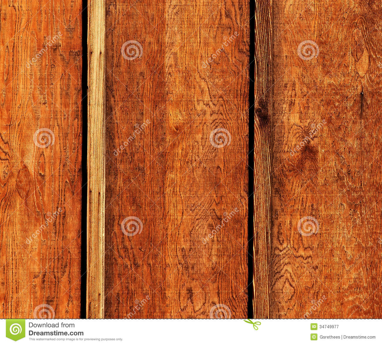 Old Barn Wood Siding Background Royalty Free Stock
