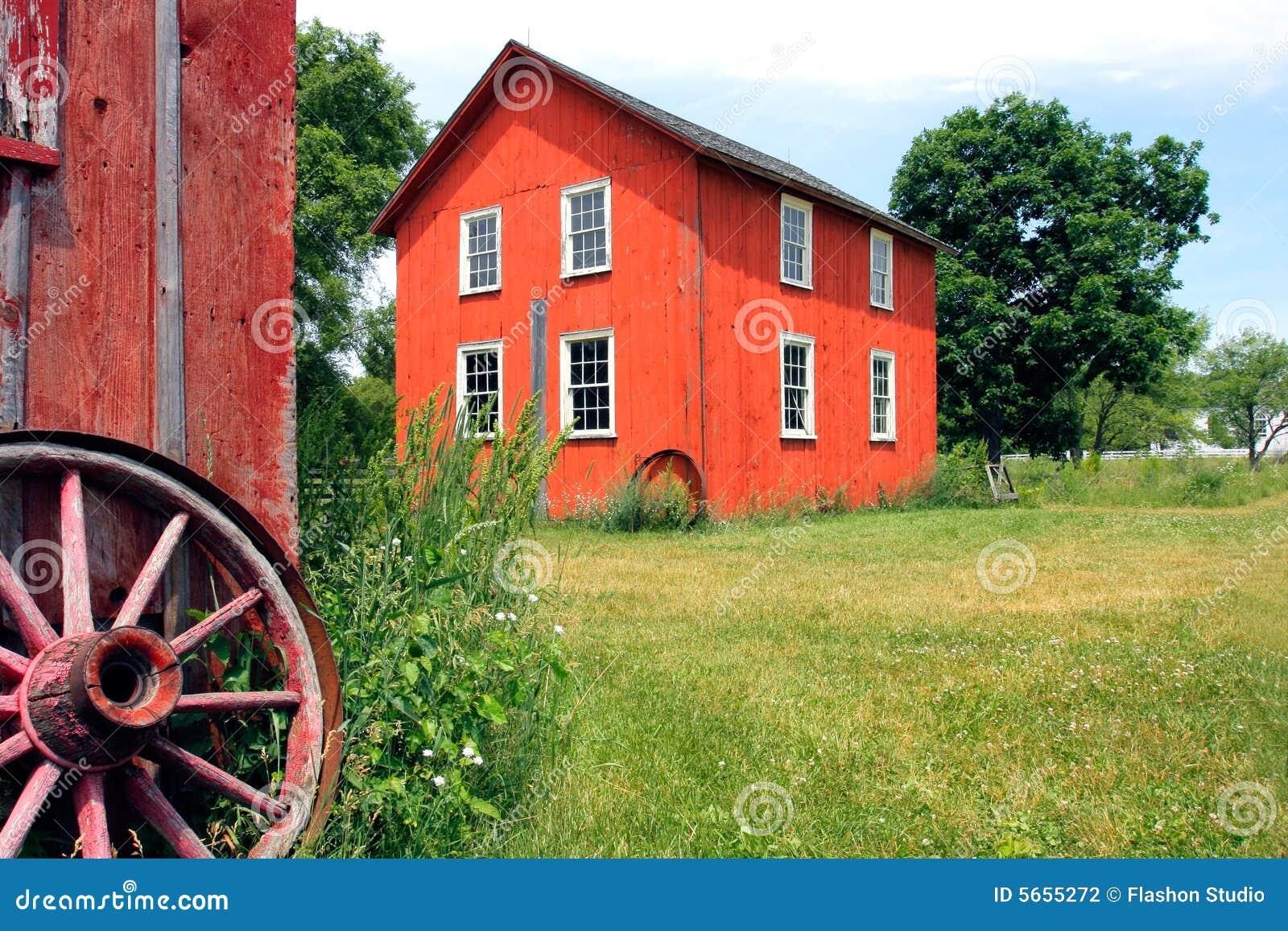 Rustic Barn Plans