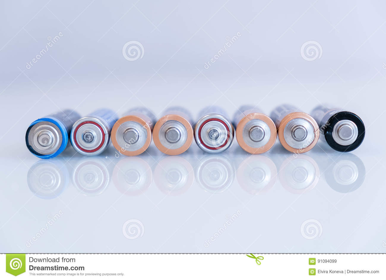 Old Battery Was Leaking Hazardous Waste Abstract Background Of Alkaline Diagram Download Colorful Batteries