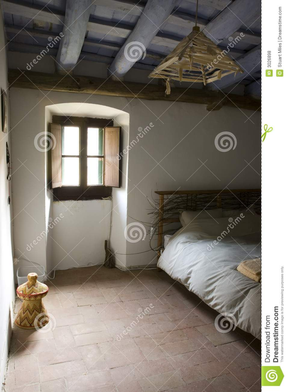 old bedroom royalty free stock photos image 3026898