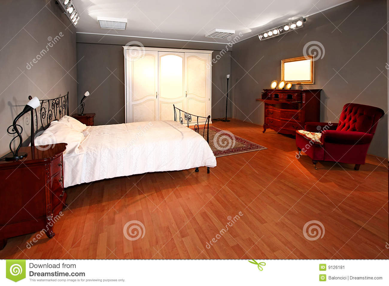 Old Fashioned Bedroom Old Fashioned Style Bedroom Royalty Free Stock Images Image 7890449