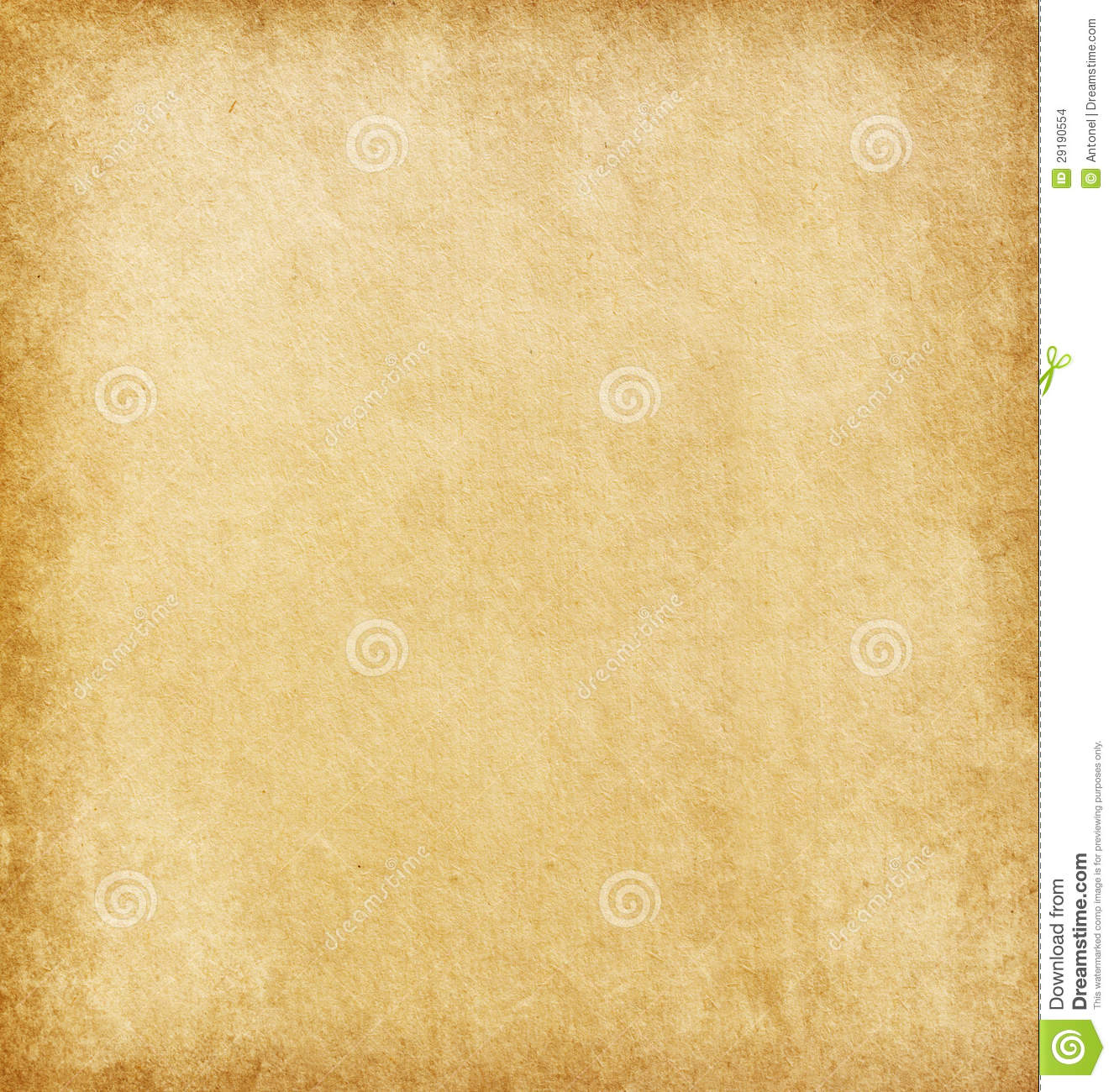 Old Beige Paper Stock Images - Image: 29190554