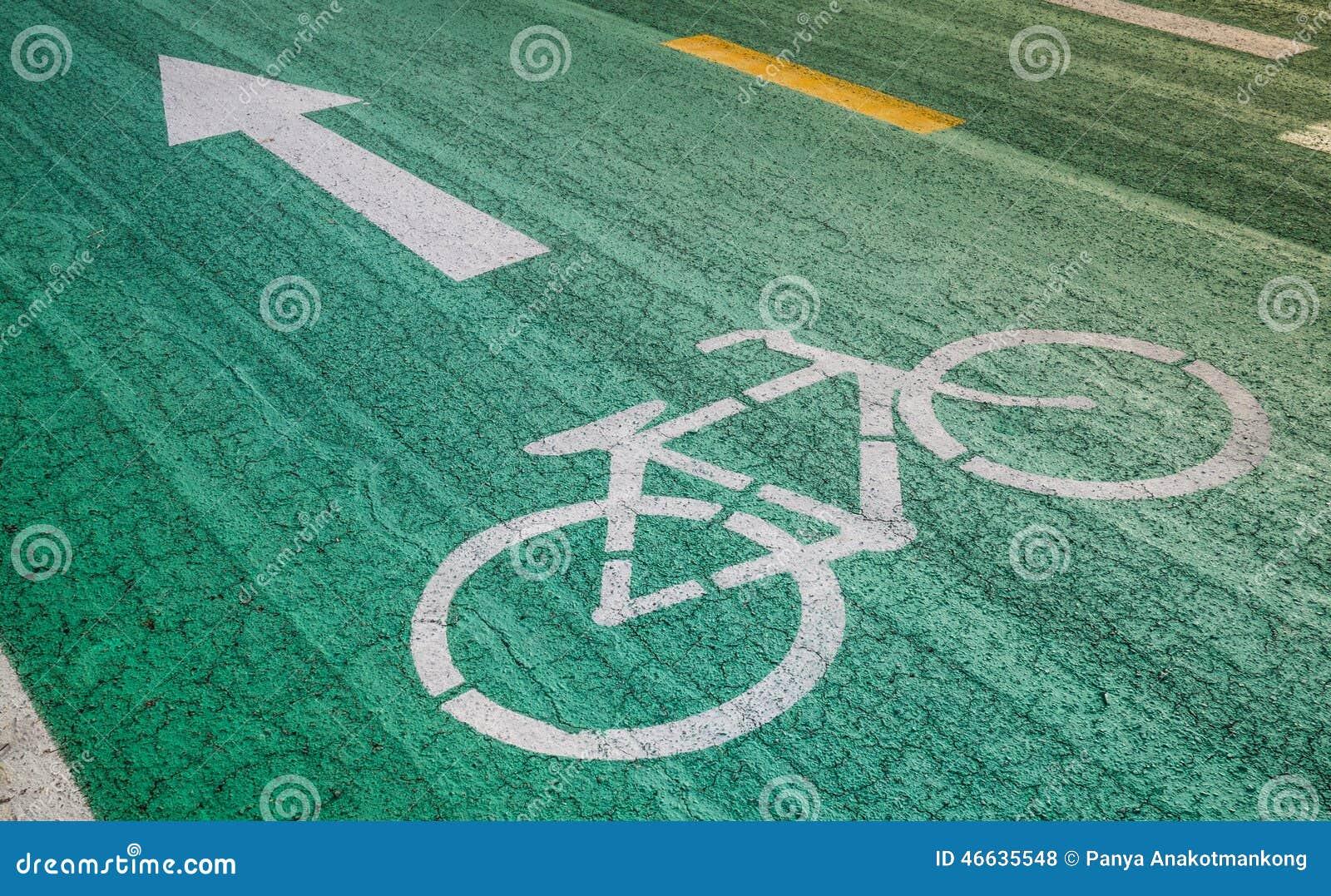 Old Bike Track Stock Photo Image 46635548