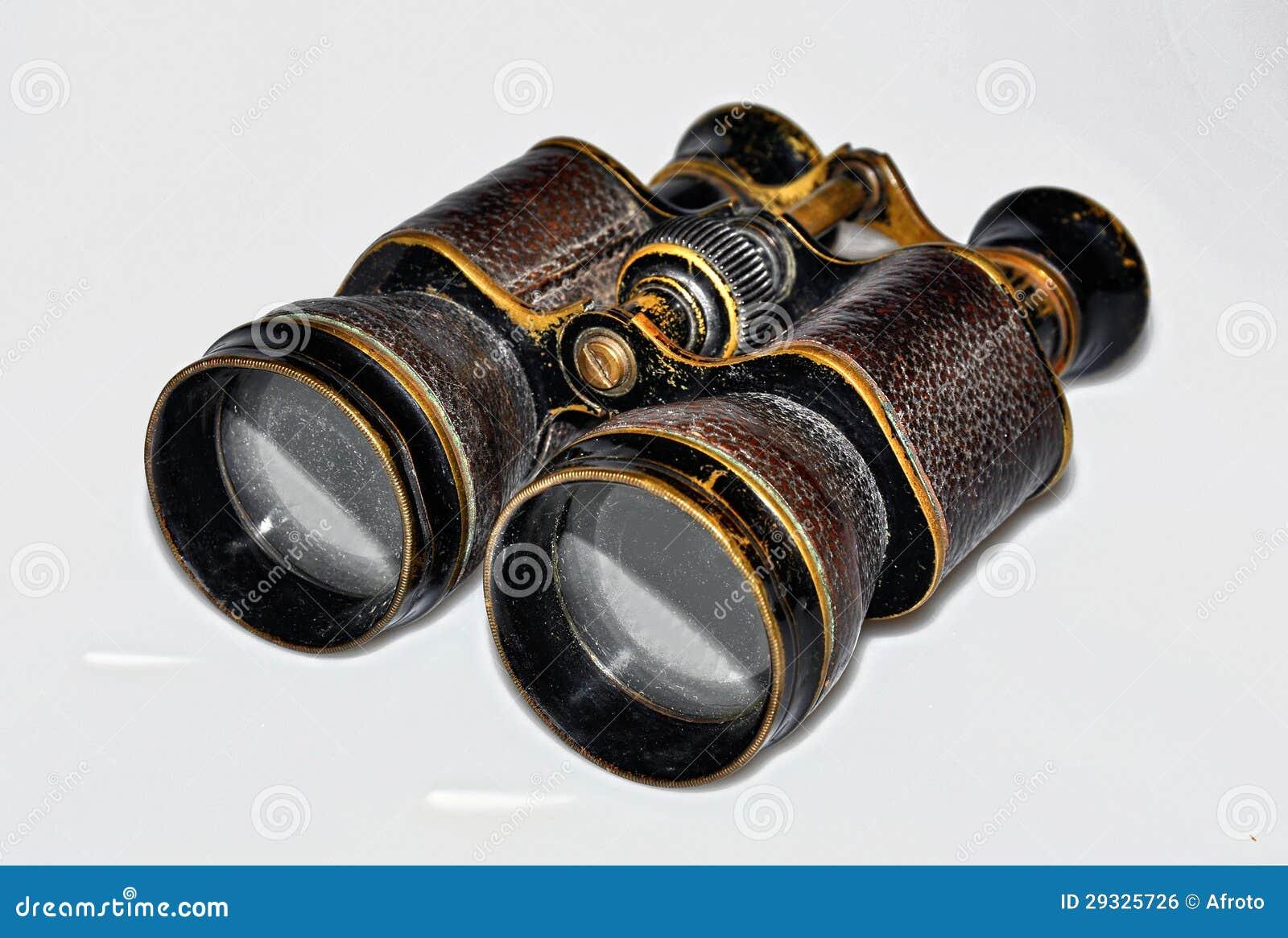 Old Binocular Royalty Free Stock Image - Image: 29325726