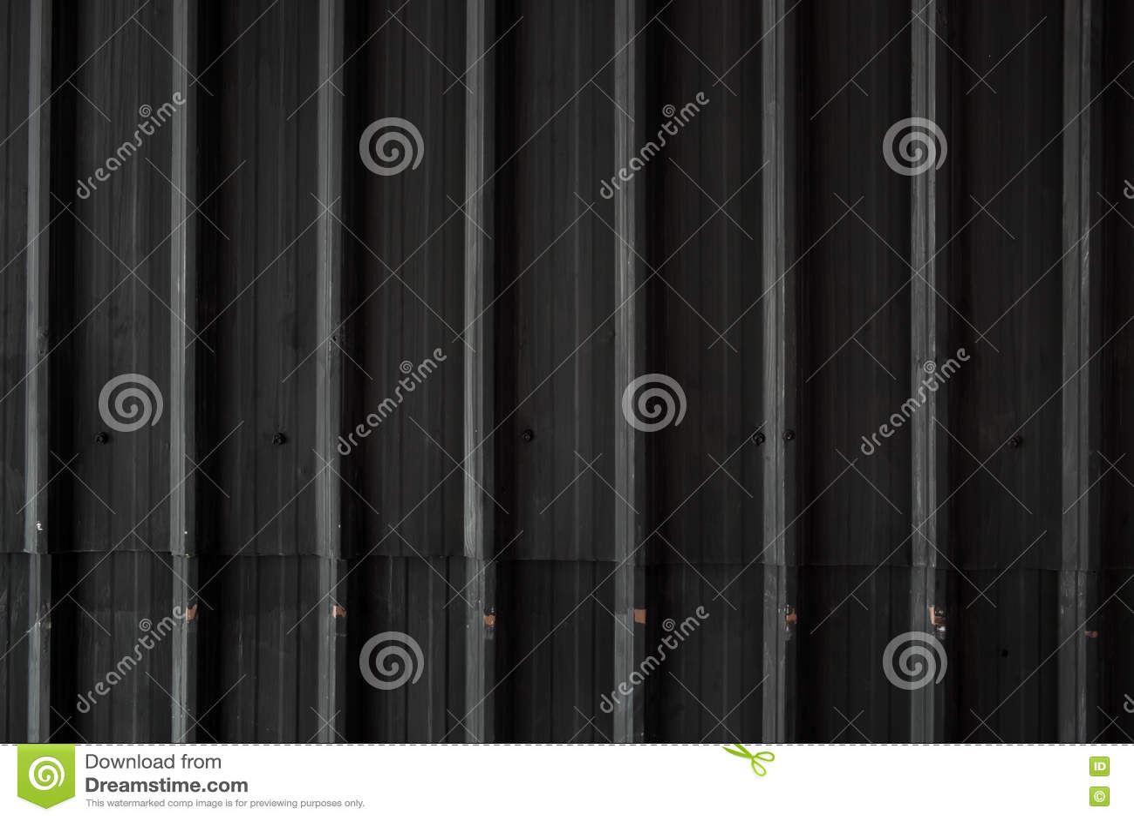 Old Black Metal Sheet Stock Image Image Of Background 77515855