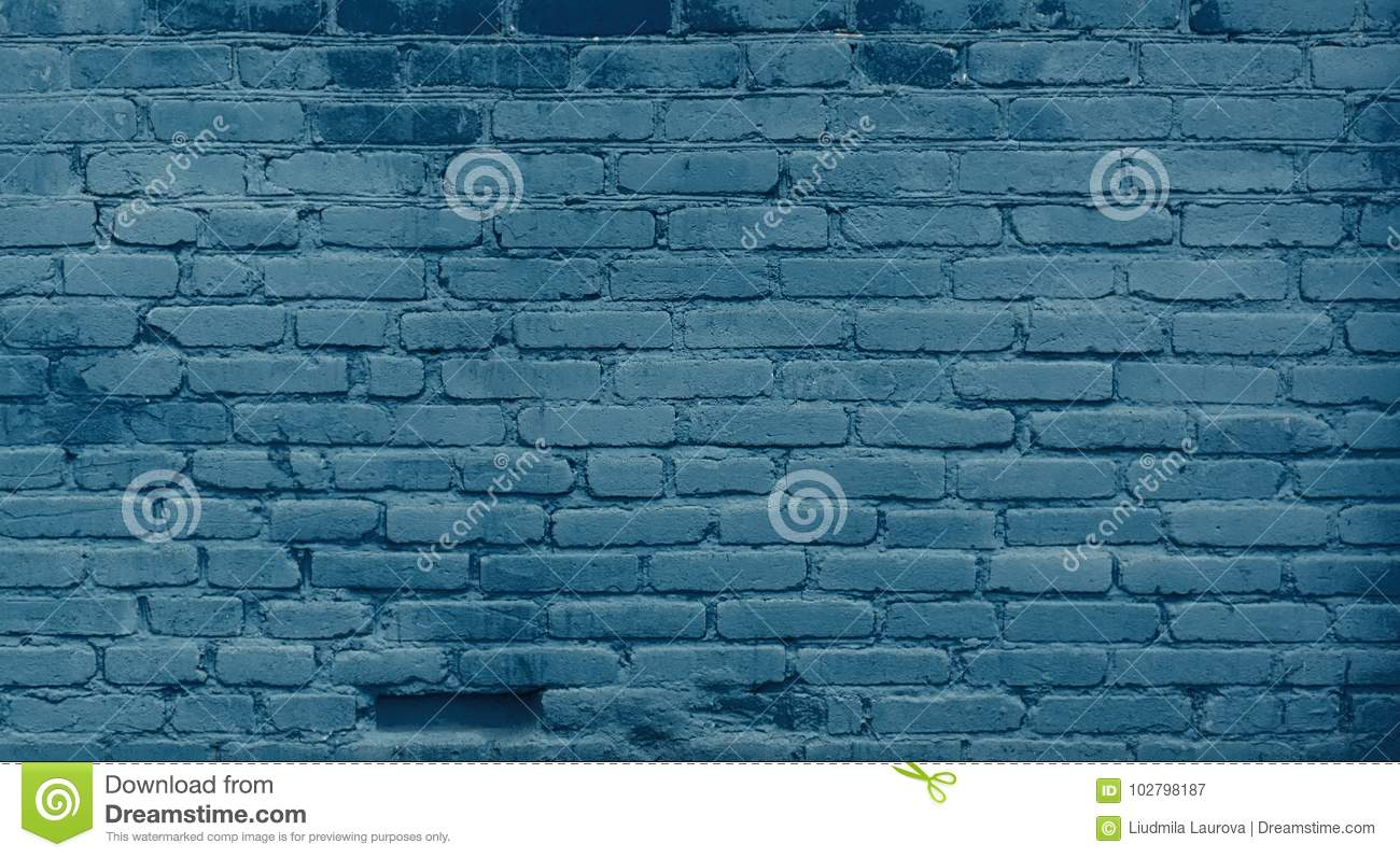 Most Inspiring Wallpaper Blue Brick
