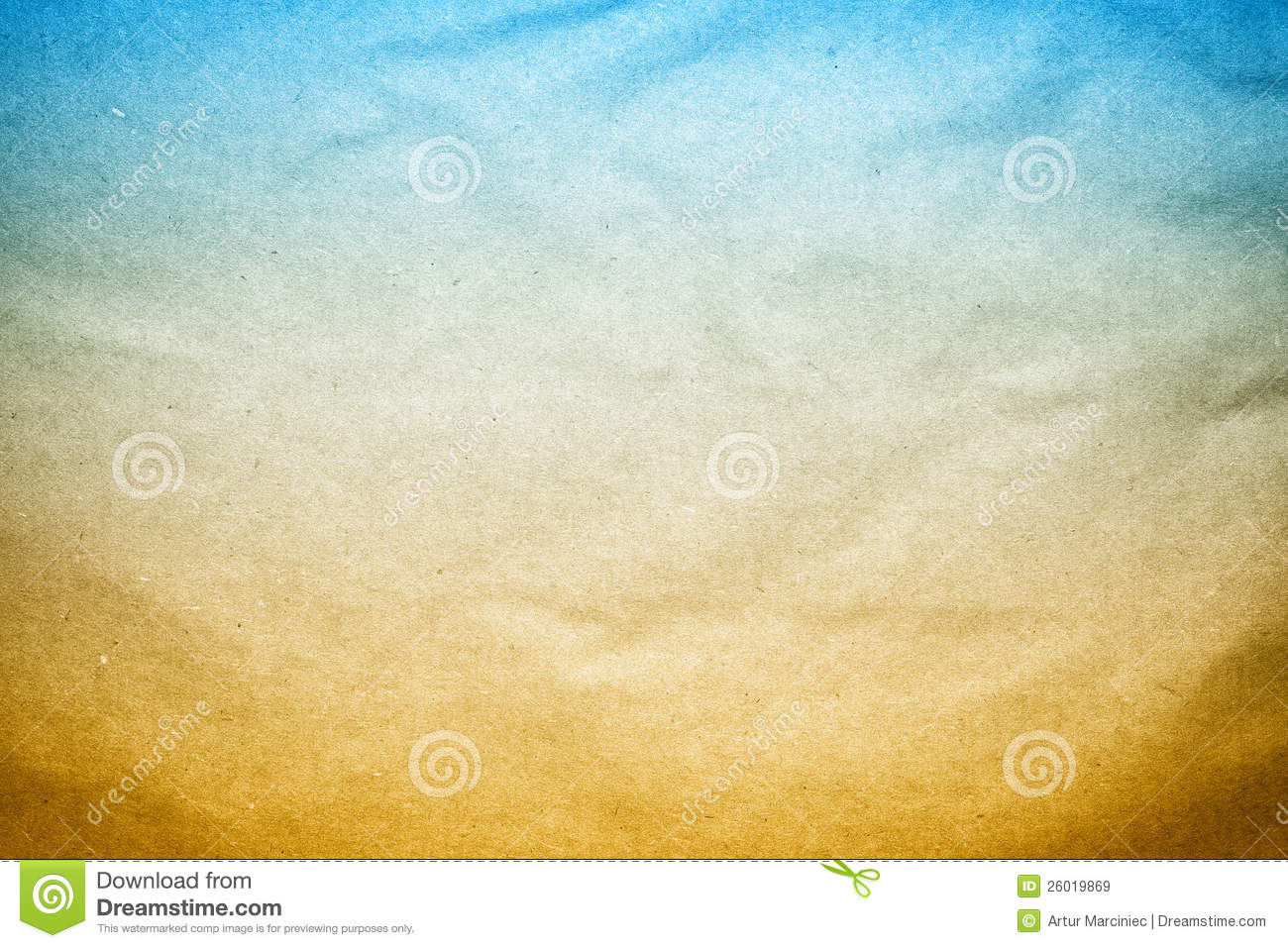 Old Blue Brown Background paper texture