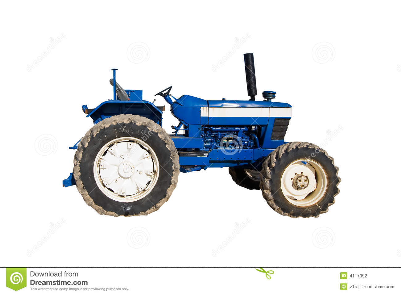 old blue tractor stock photo image of tires  tractor farm tractor clip art black & white farm tractor clip art outline