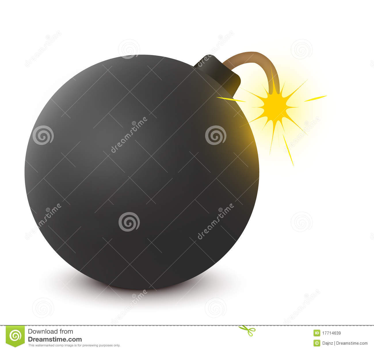 Old Bomb Royalty Free Stock Images Image 17714639