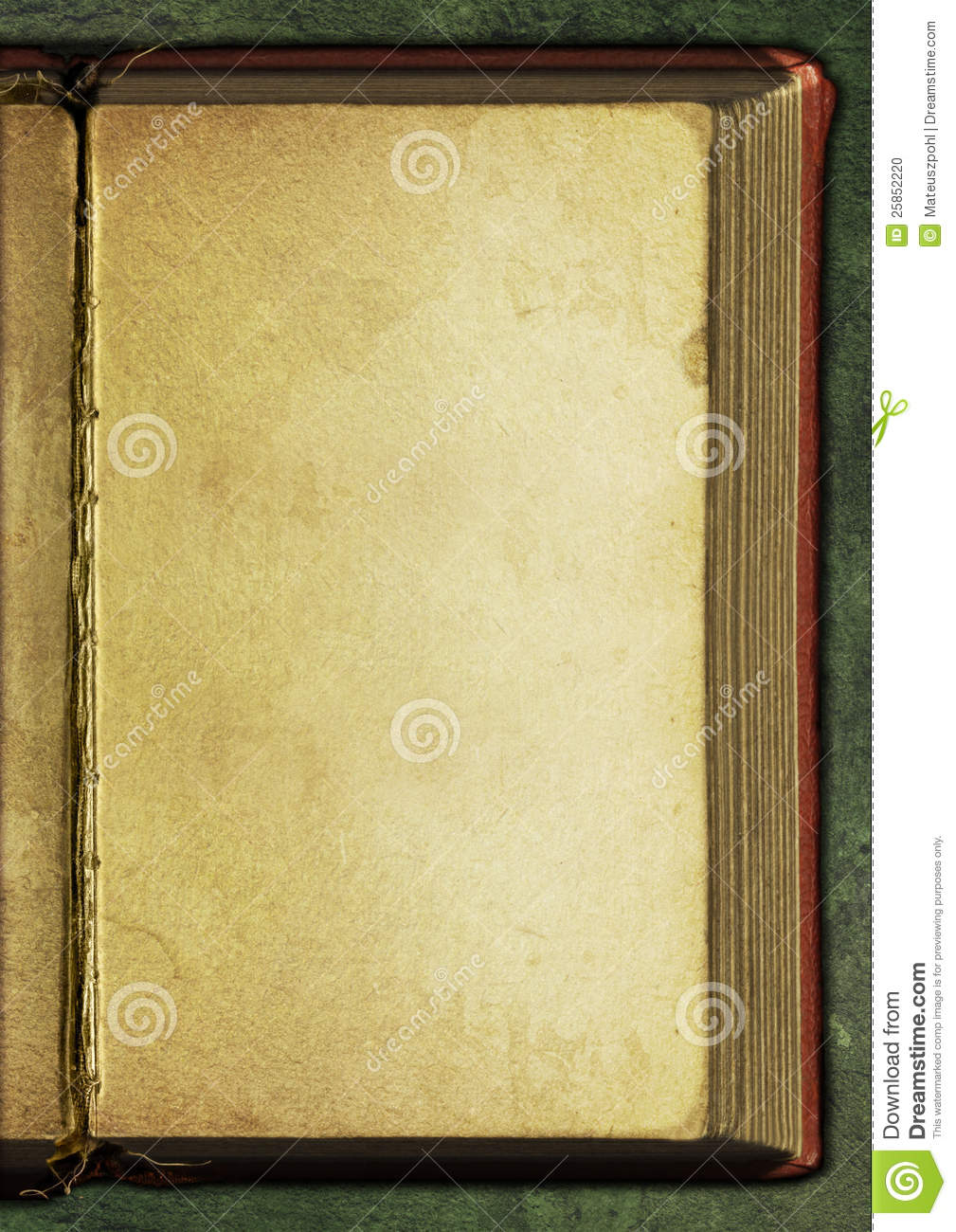 Book Cover Background For Powerpoint : Old book background stock photo image