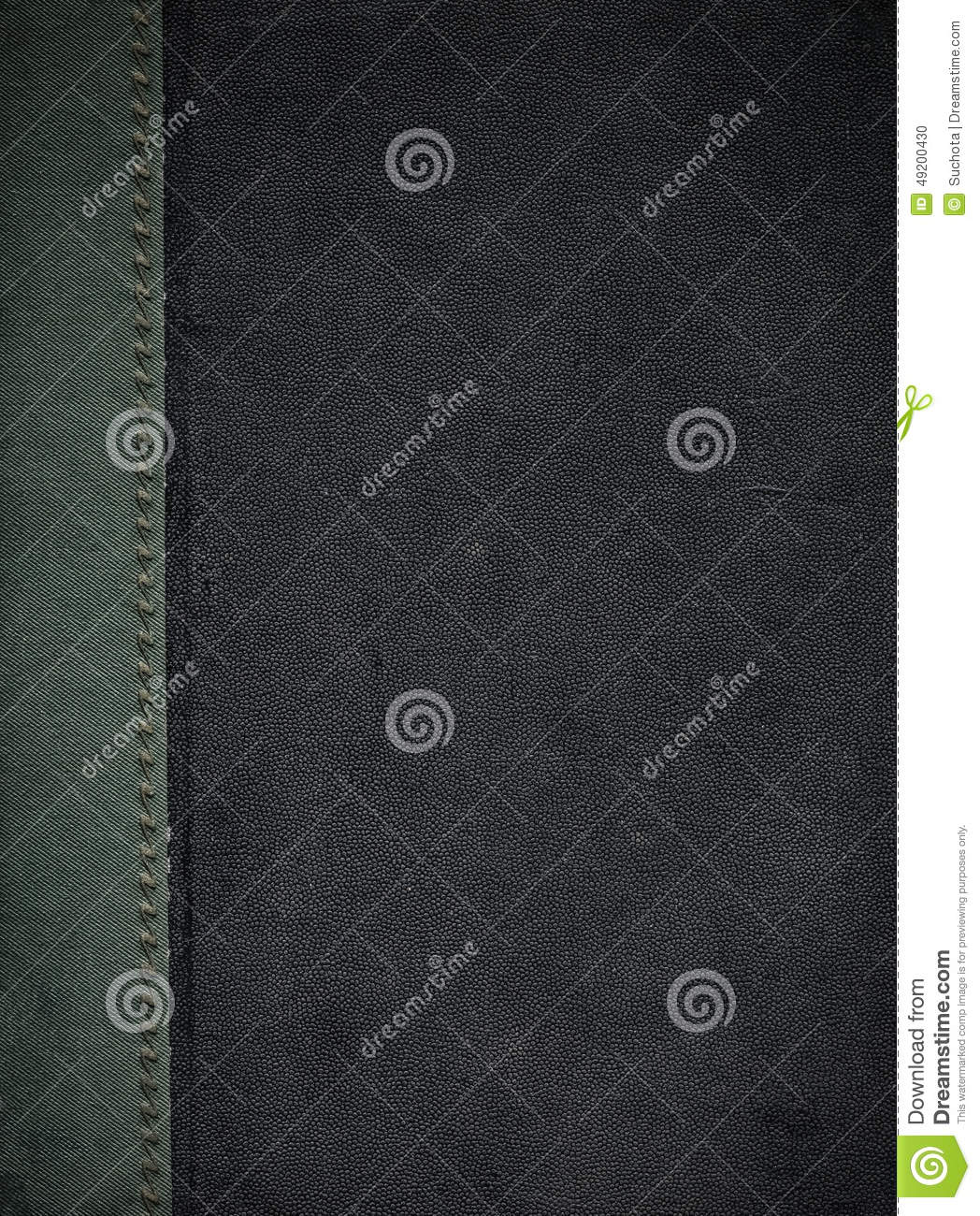 Old Book Cover Fonts : Old book cover stock illustration image