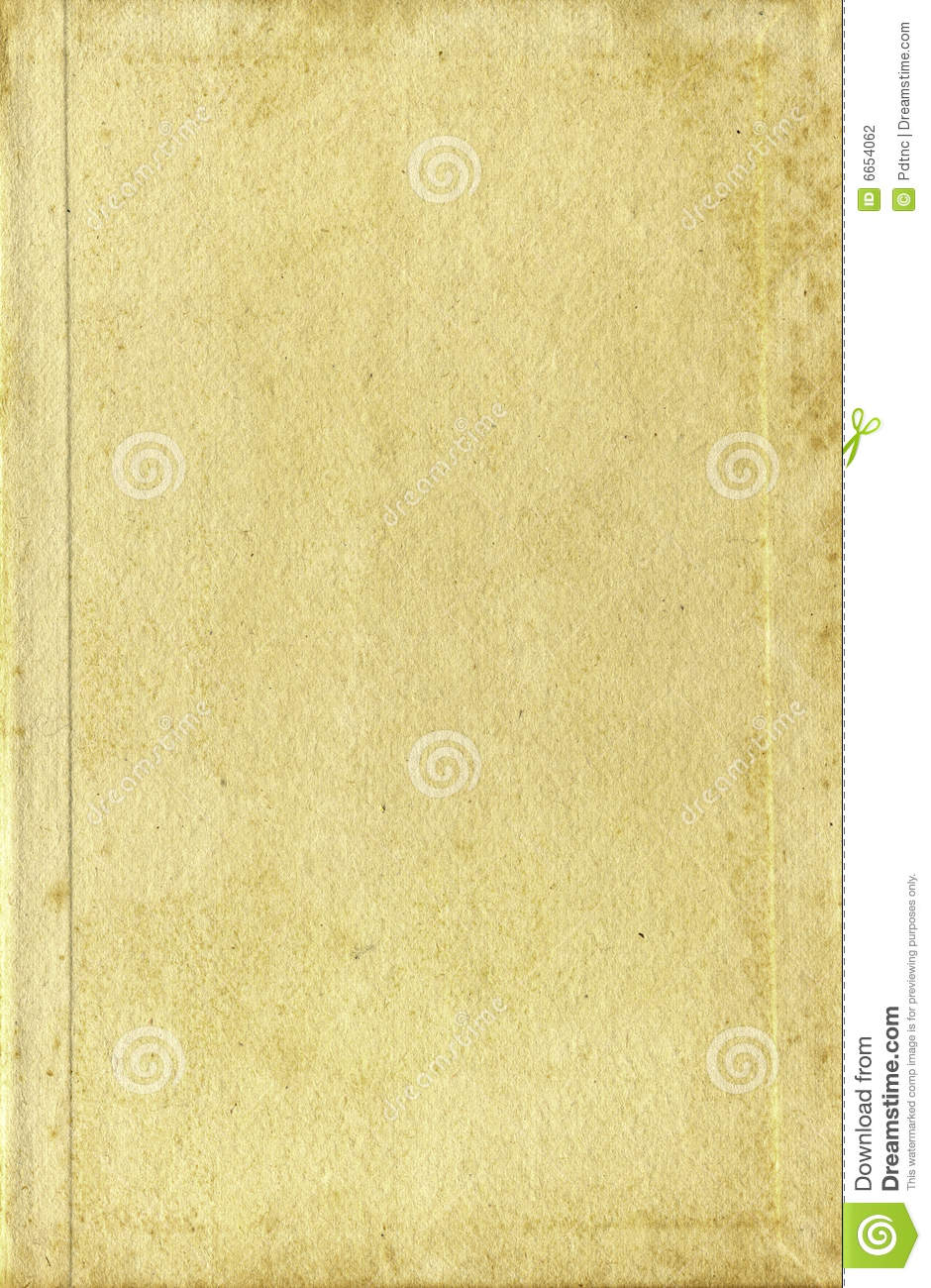Download Old Book Cover Paper Pages Textures Stock Photo
