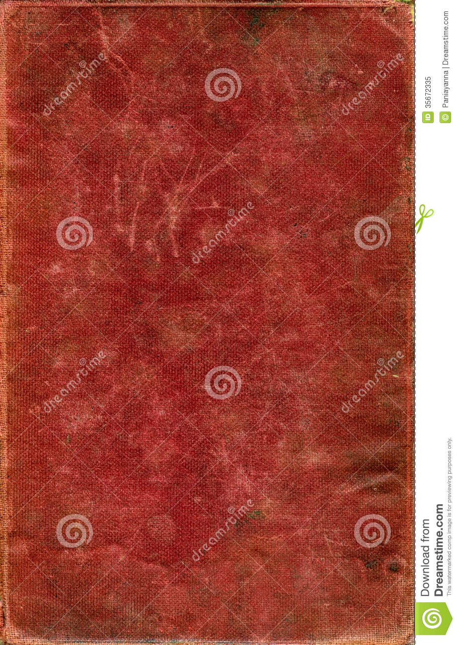 Fabric Book Cover Texture : Old book cover royalty free stock photo image