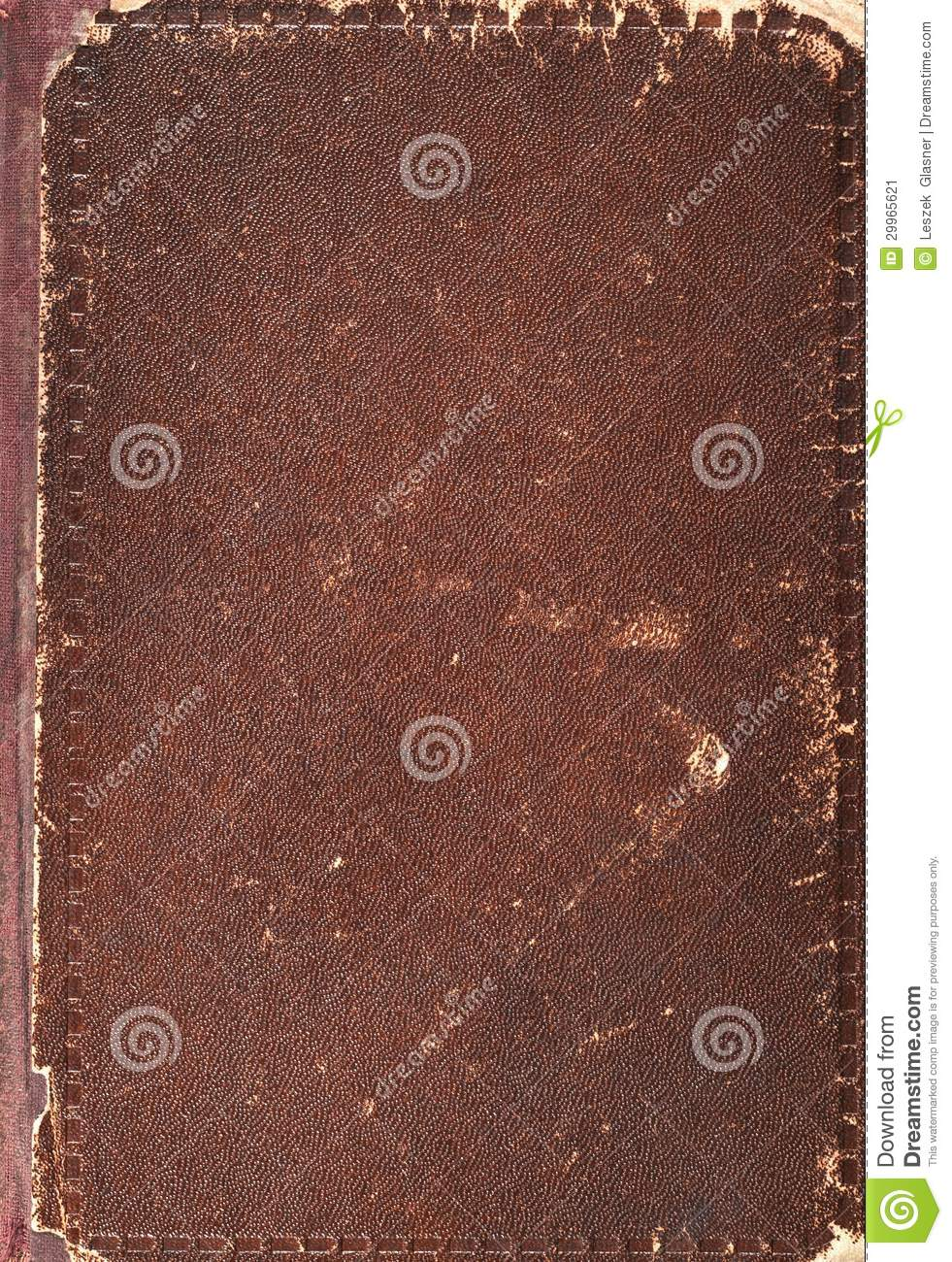 Book Cover Texture Ds Max : Old book cover texture brown leather and paper stock