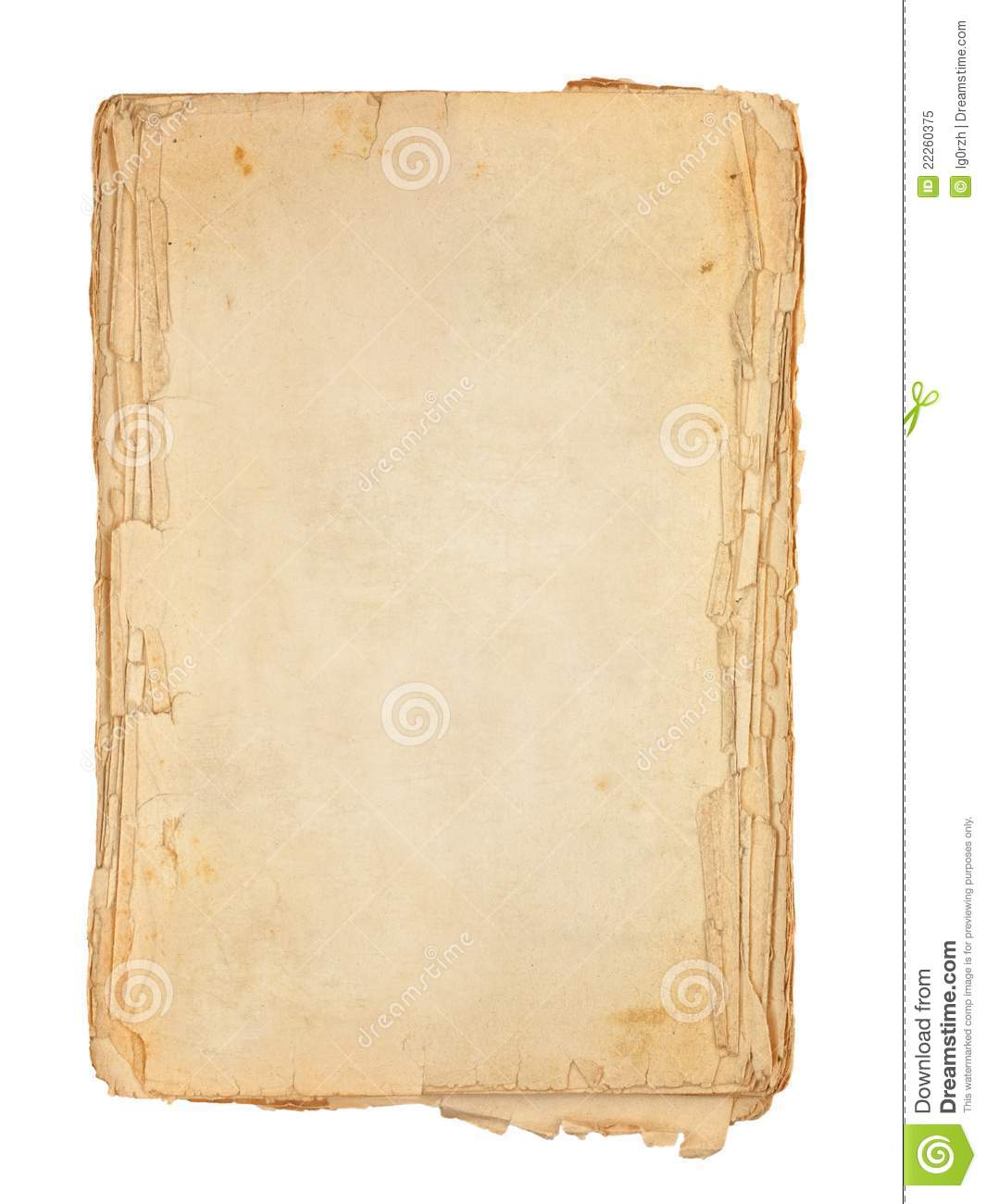 Photo Page: Old Book Pages Stock Image. Image Of Dirty, Manuscript