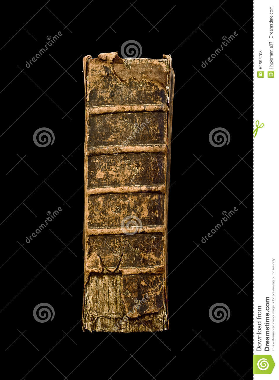 how to fix spine book