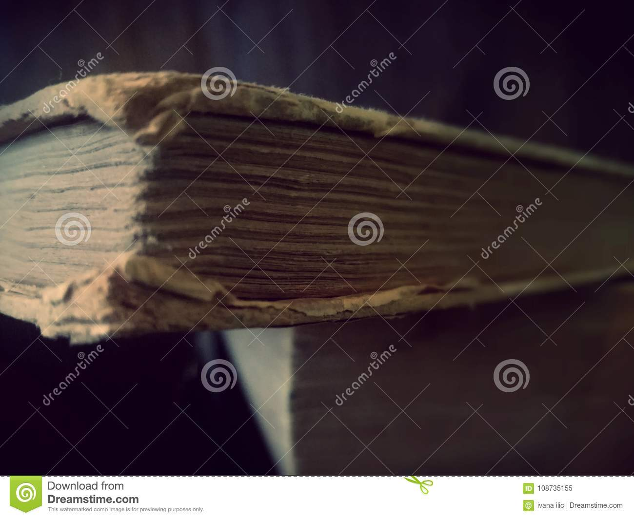 old books antique papers and covers stock image image of read