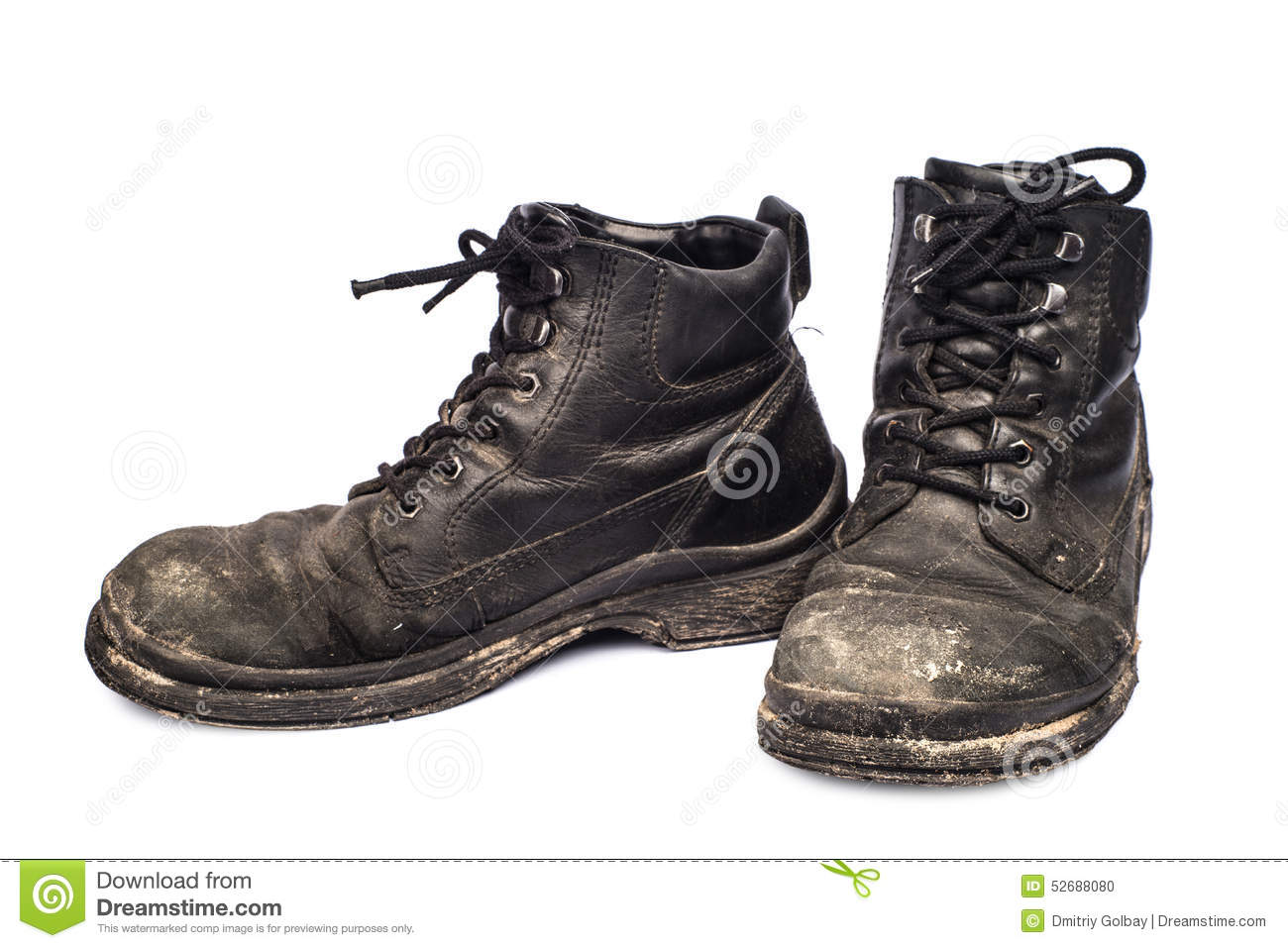 7a351862ecfa Old Boots stock photo. Image of background
