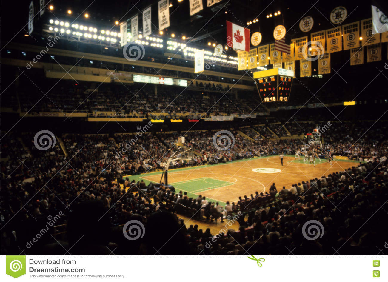 Old Boston Garden Boston MA Editorial Photo Image 69380851