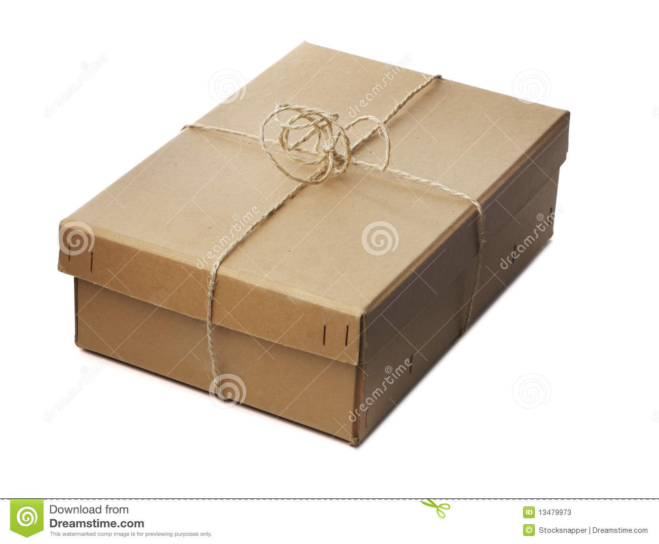 Old box stock image image of package cardboard shoebox for What to do with old mailbox