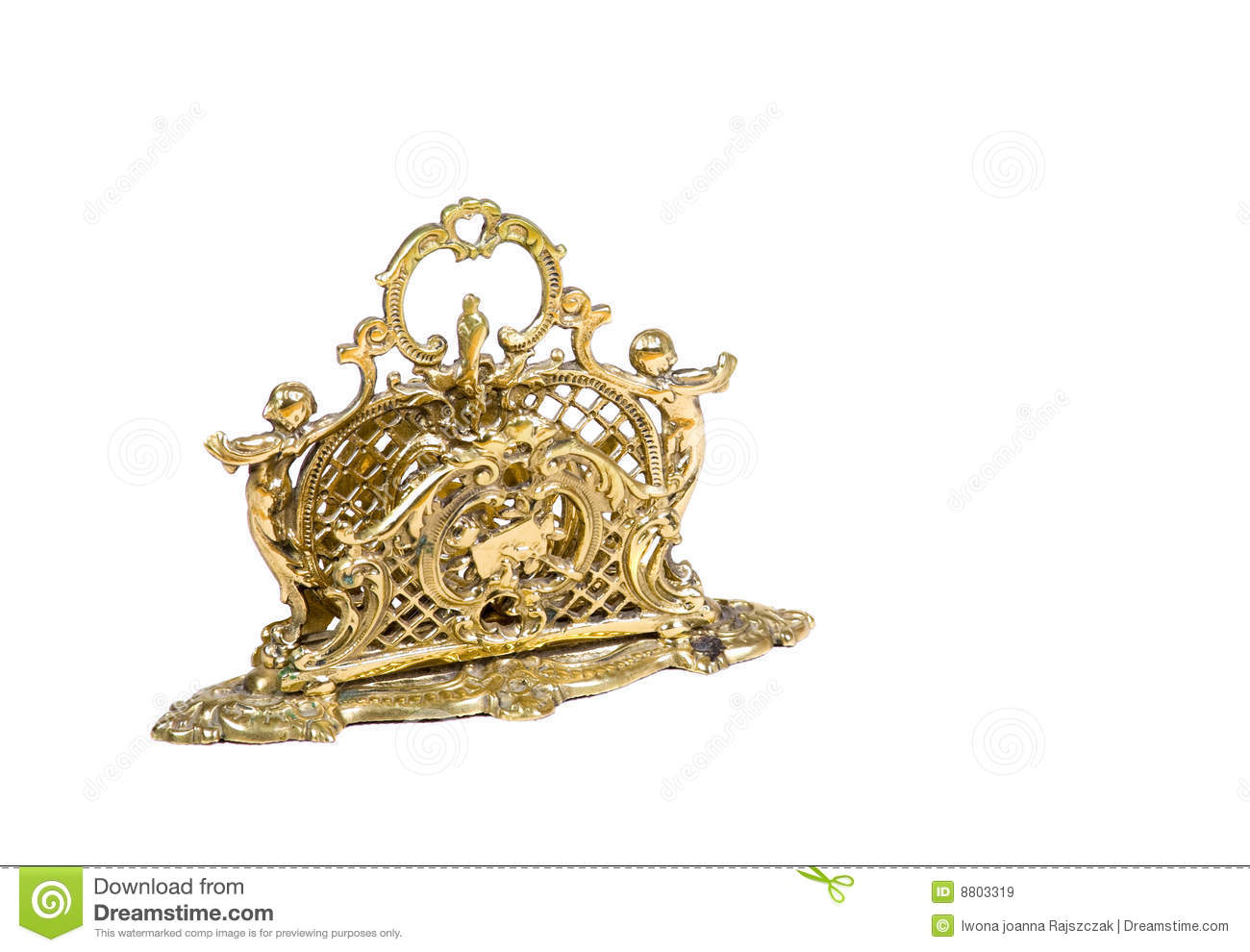 Old brassy object royalty free stock images image 8803319 for Old objects