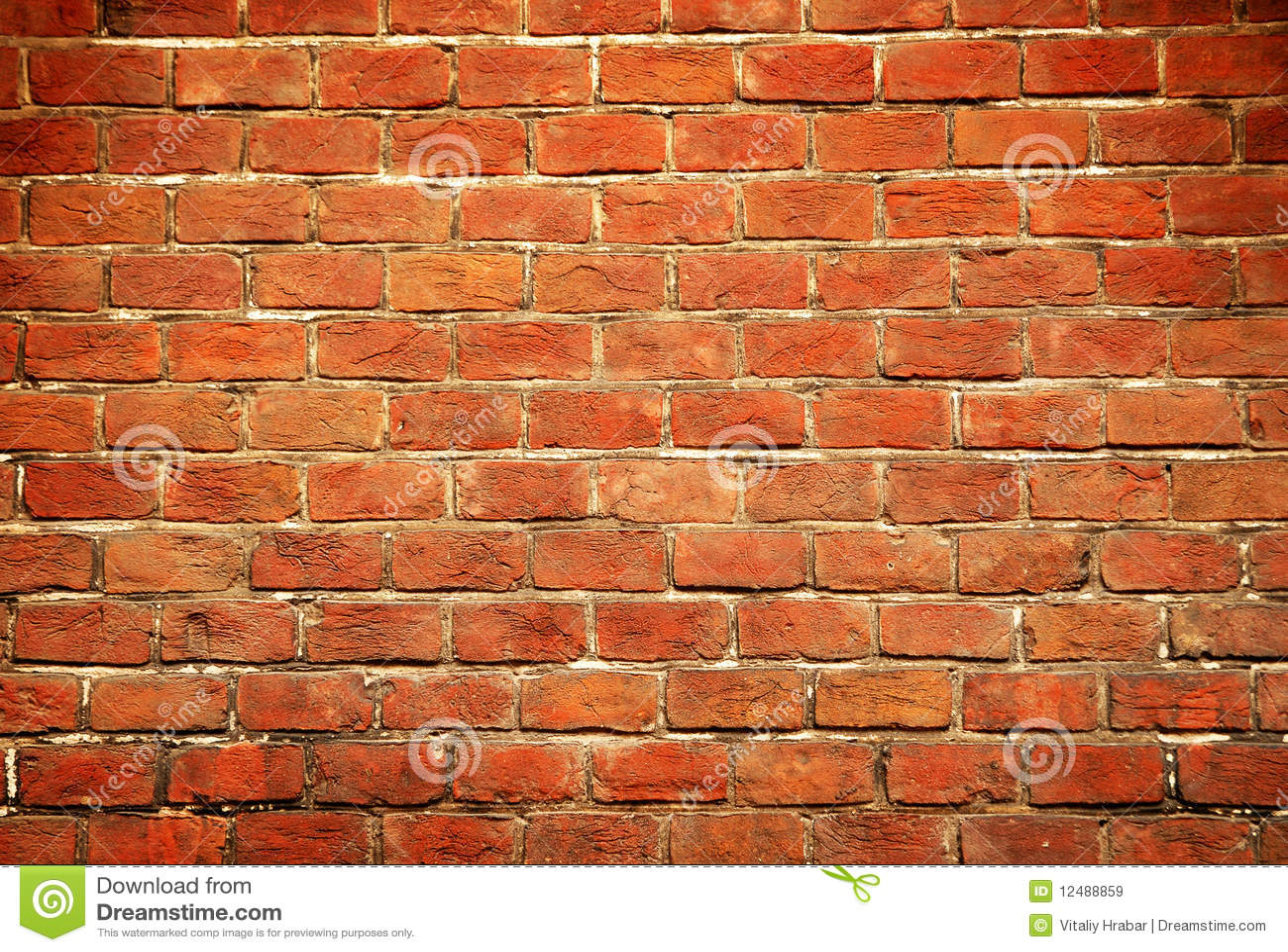Old Brick Wall Royalty Free Stock Images Image 12488859