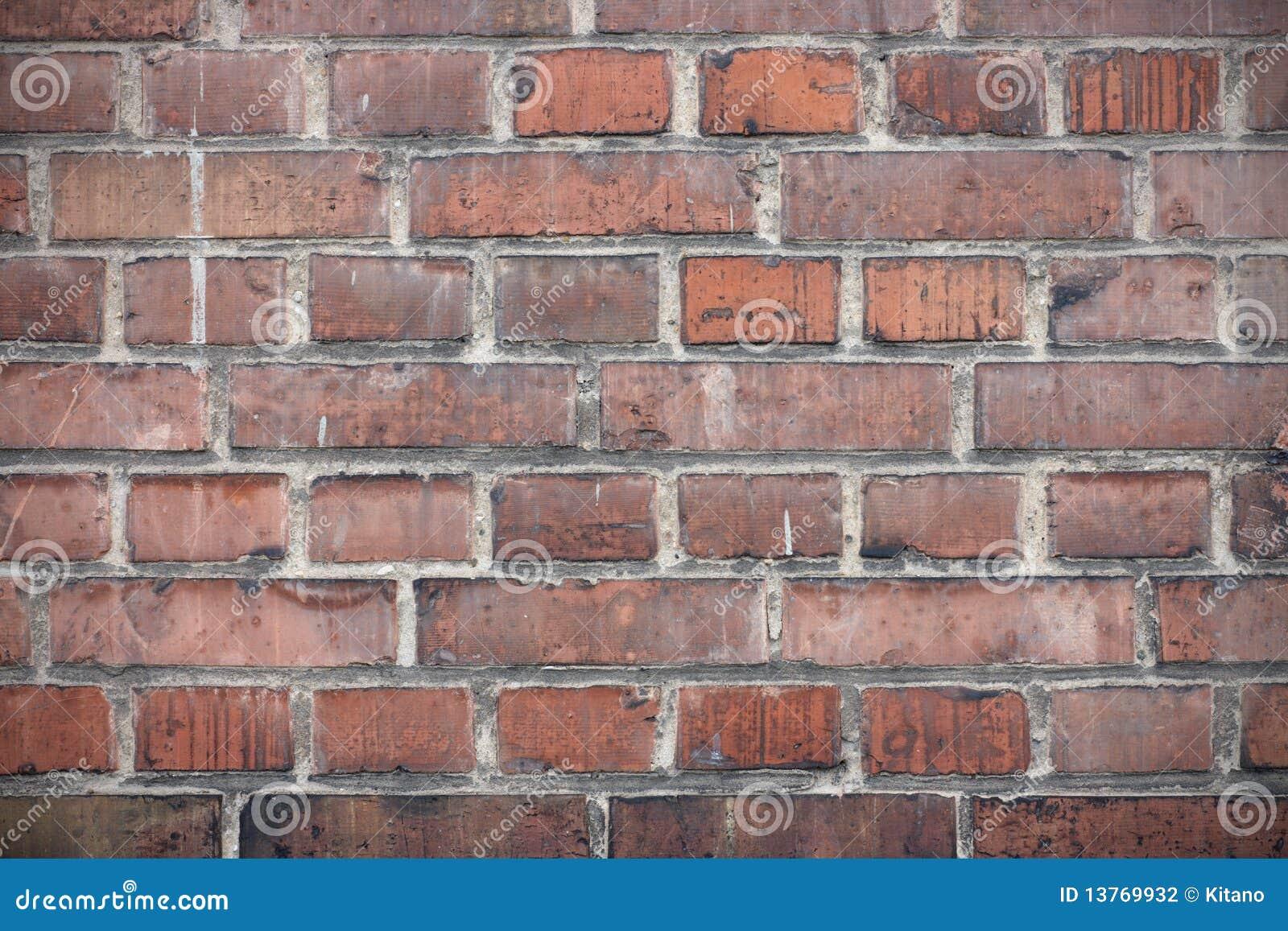Old Brick Wall Stock Photography Image 13769932